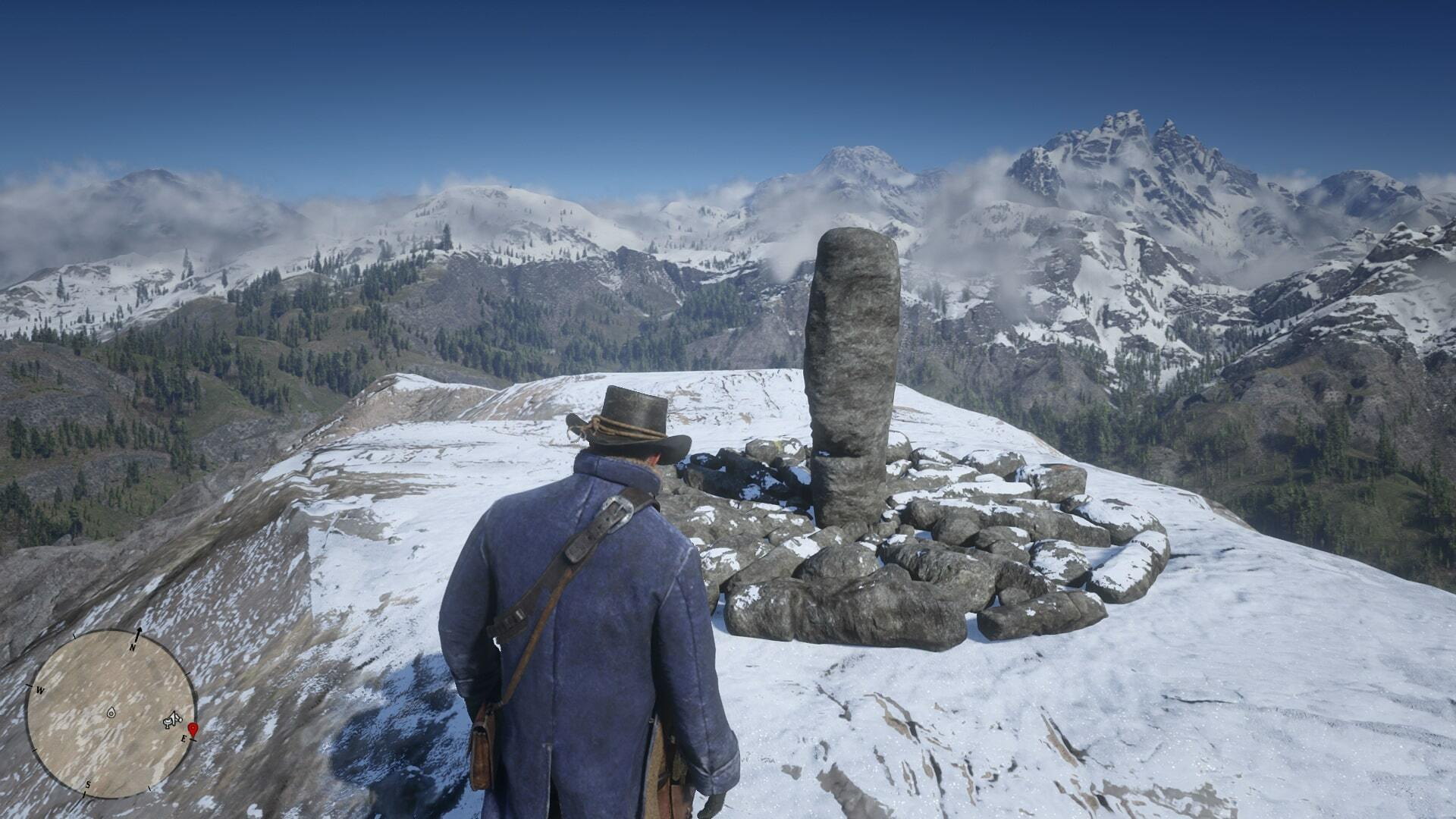 Red Dead Redemption 2 Landmarks Of Riches Treasure Location