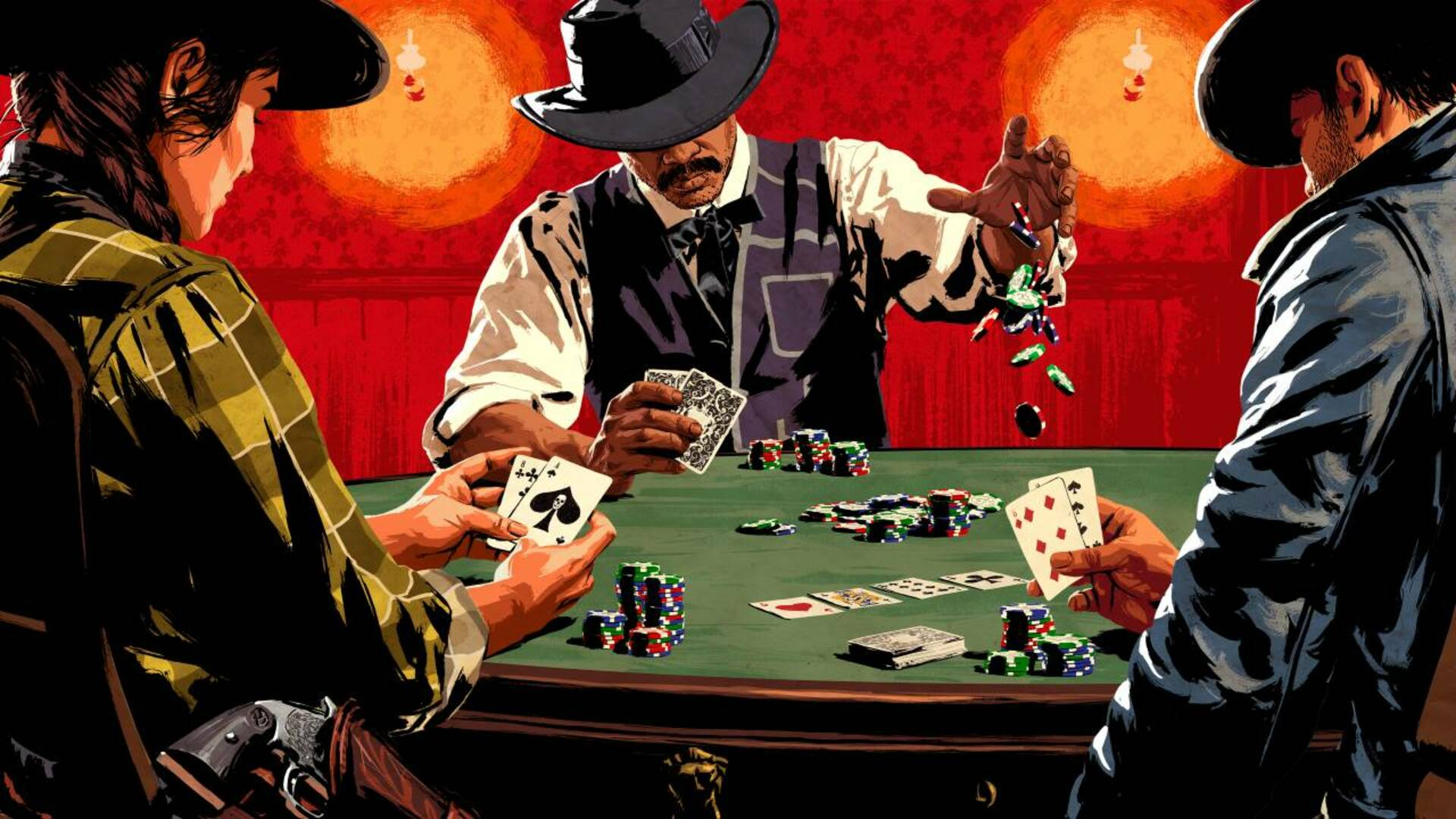 Red Dead Online Update Adds More Missions, Less Griefing, And Poker