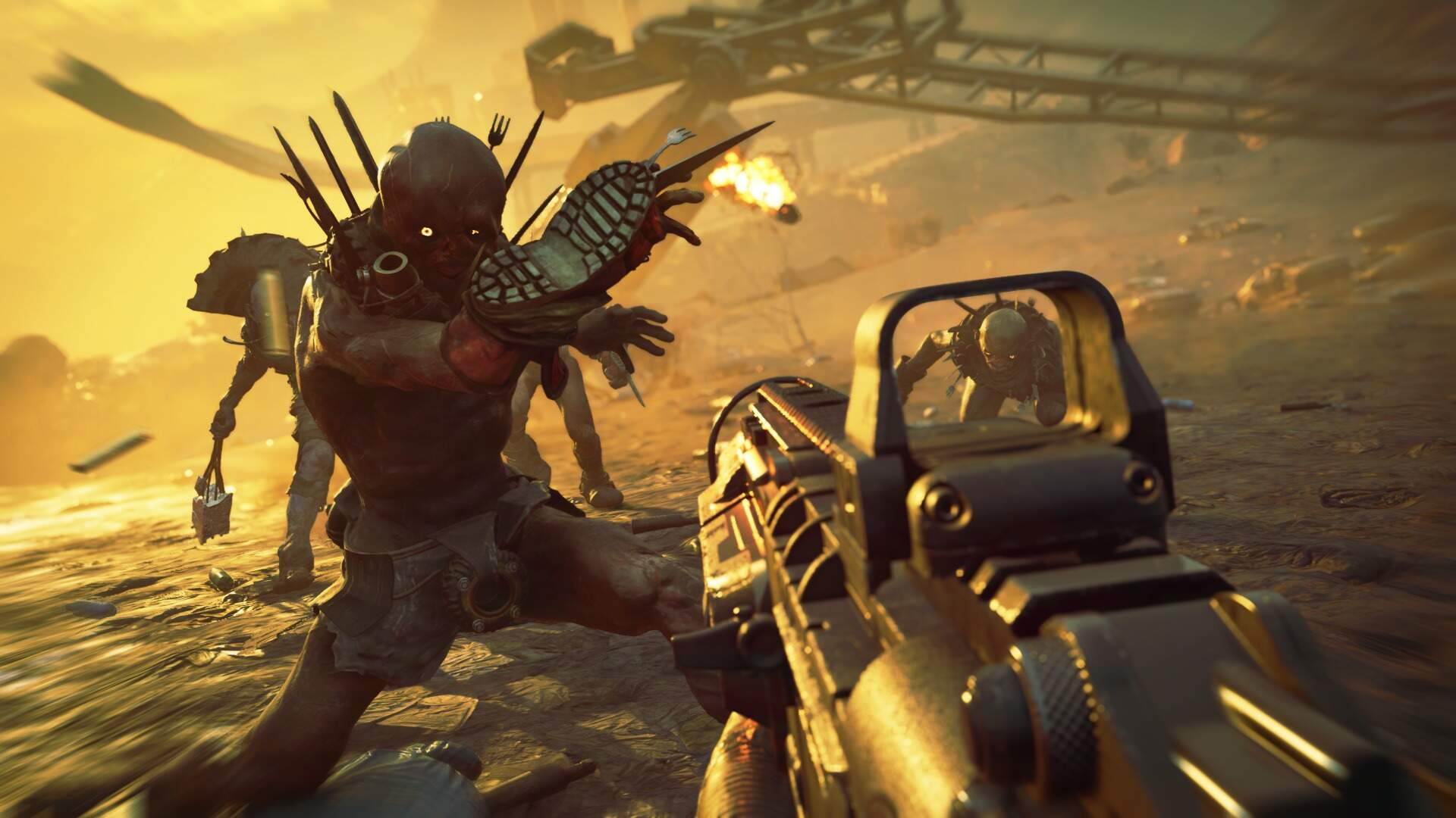 Rage 2 is Bringing Back Cheat Codes, Including One That Adds Commentary From the NBA Jam Announcer