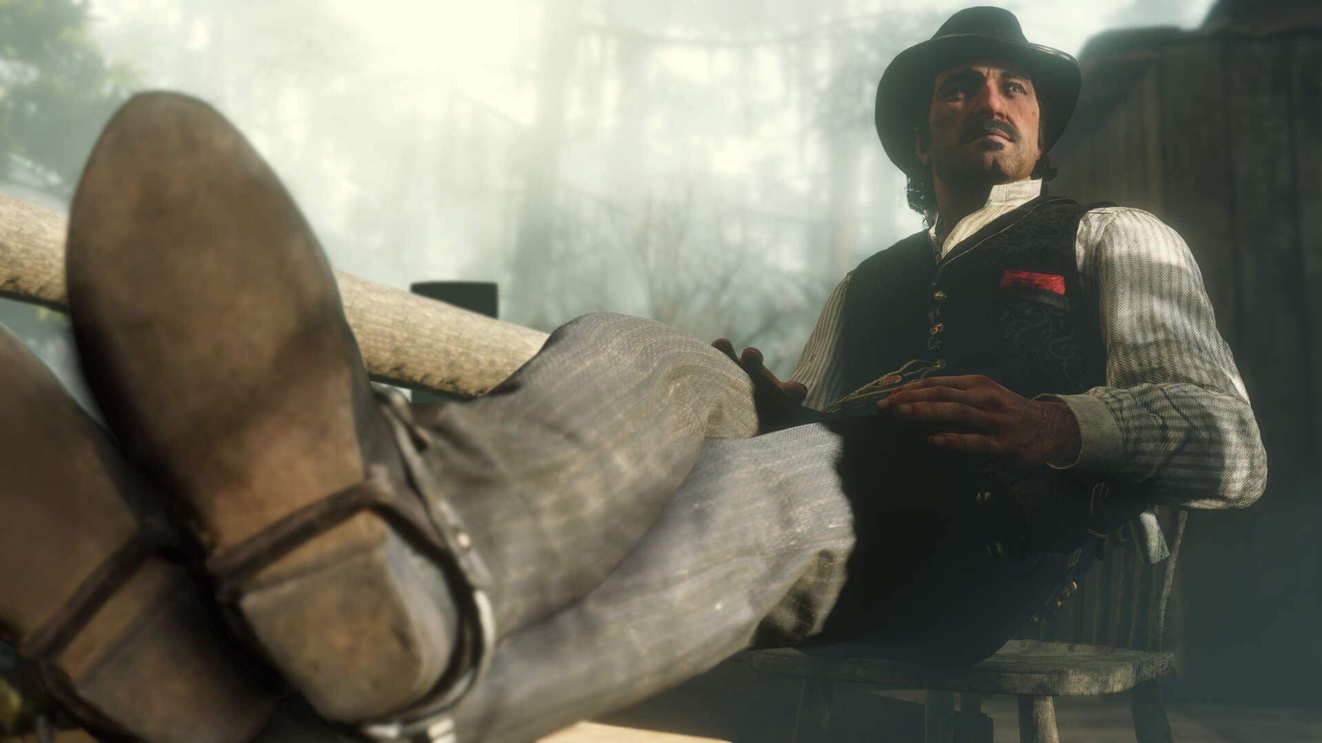 "The Leads of Red Dead Redemption 2 Would Like You to Know They're Not ""Voice Actors"""