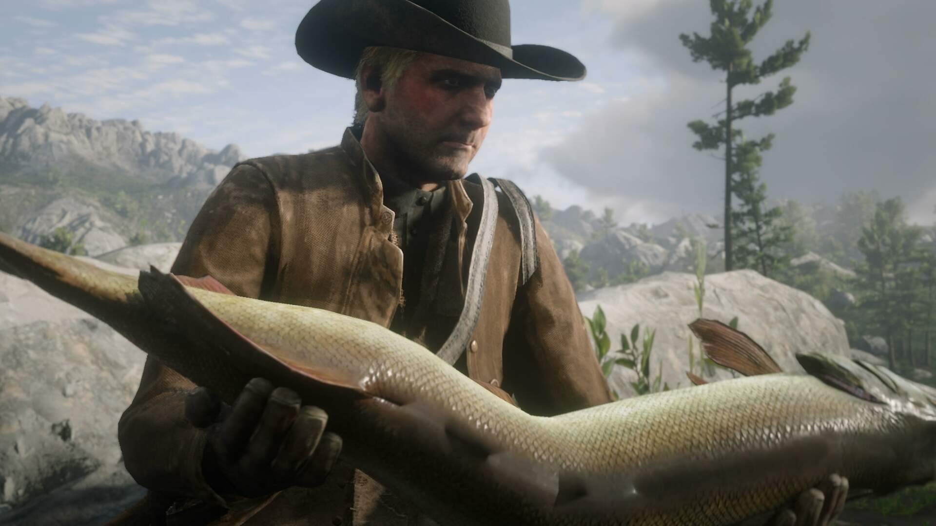 Best Places for Fishing in Red Dead Online