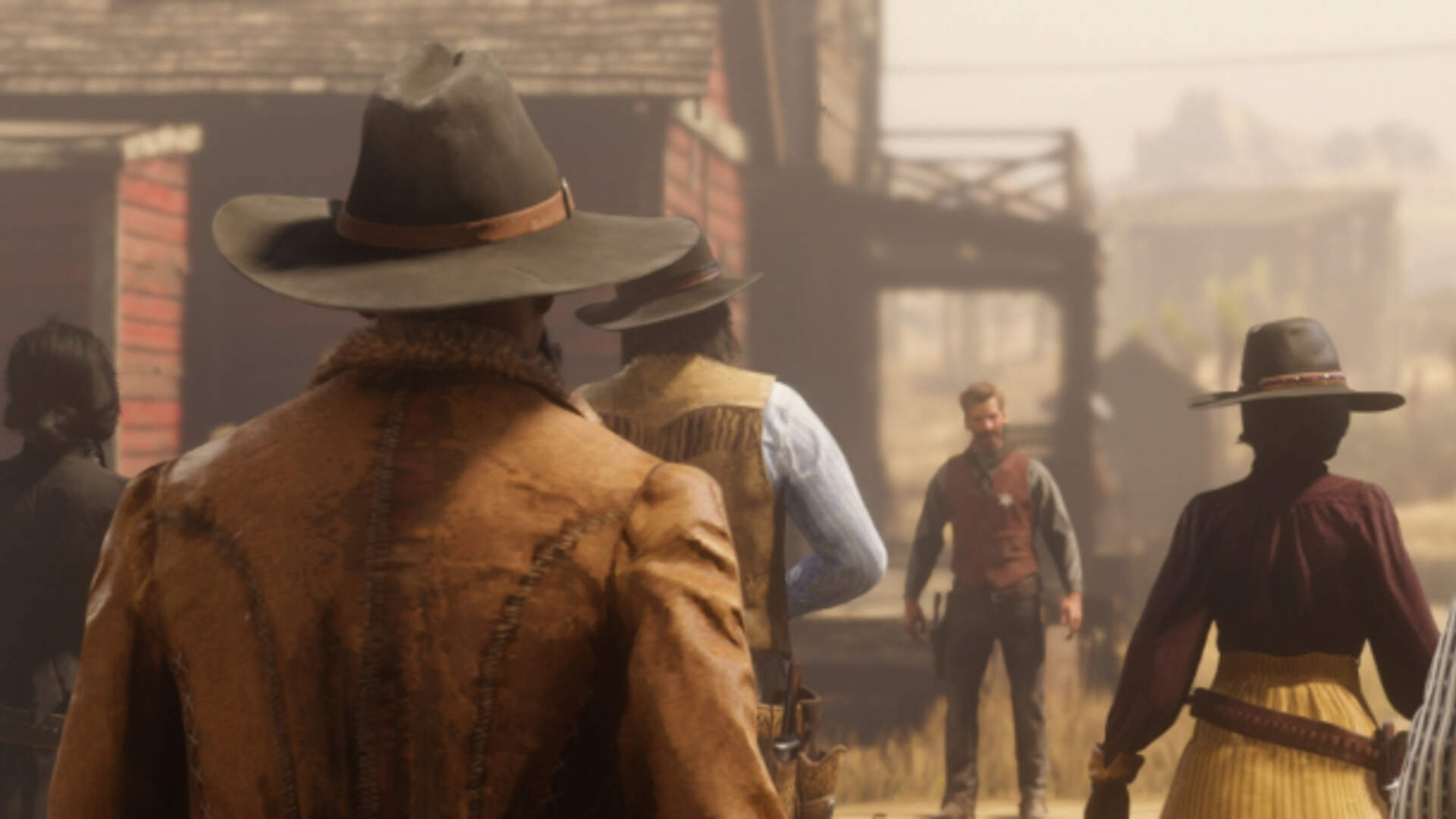 Red Dead Online Getting Battle Royale-Style Gun Rush Mode