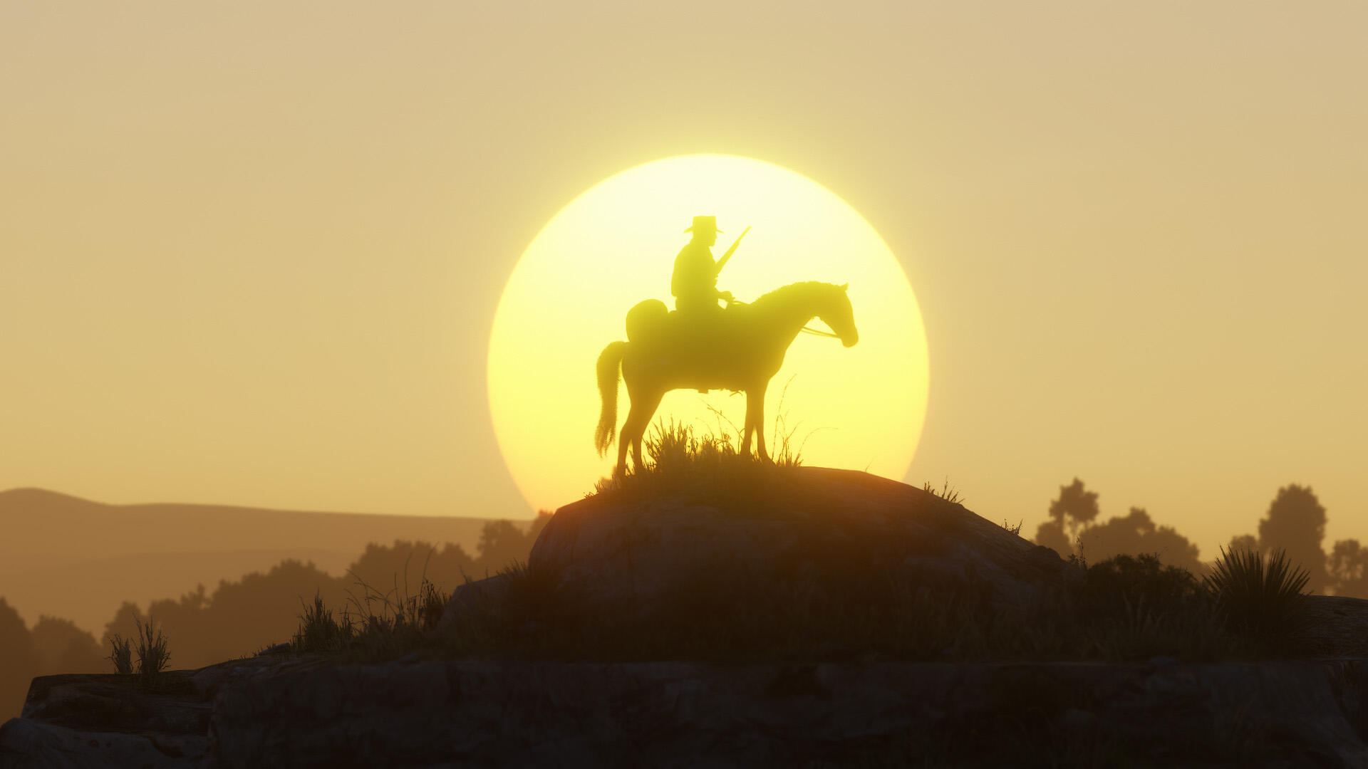 Arthur Morgan S Horse Comforting In Red Dead 2 Was Originally A Bit Too Loving If You Know What We Mean Usgamer