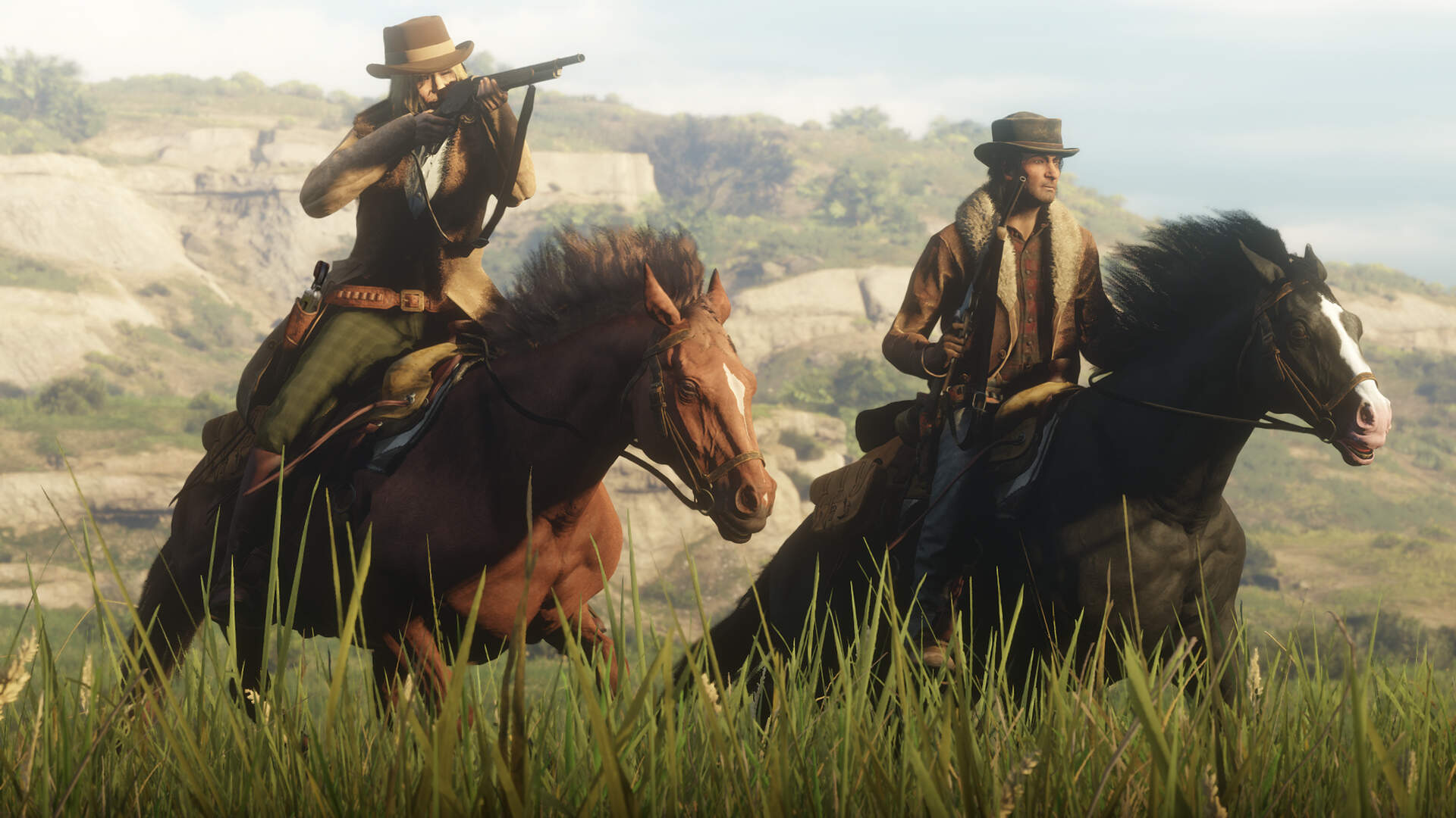 Red Dead Redemption 2 Is Moseying Over to Steam Next Week
