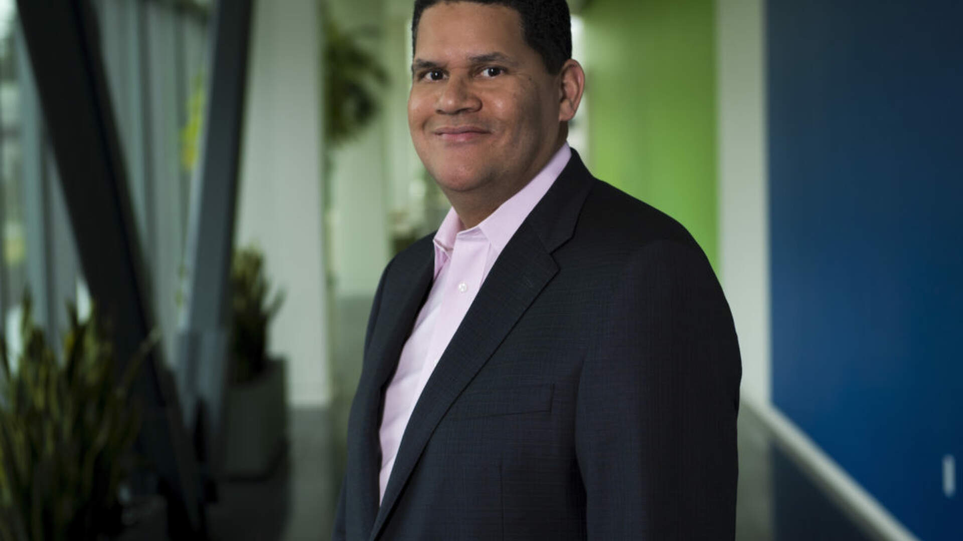 Reggie Fils-Aime's First Post-Nintendo Gig is at his Alma Mater, Cornell University