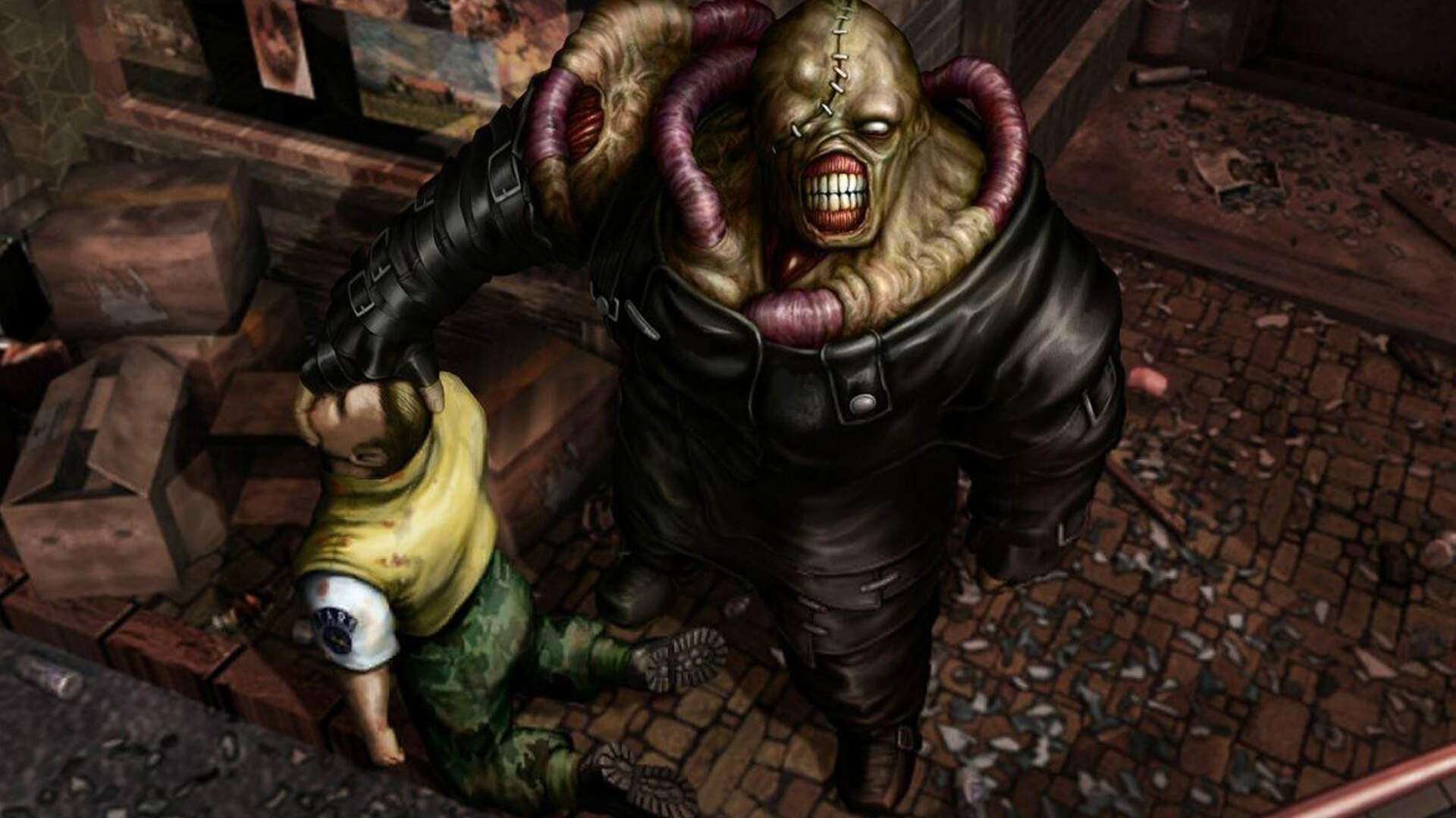 Resident Evil 3 Remake Revealed Via Leaked Cover Art