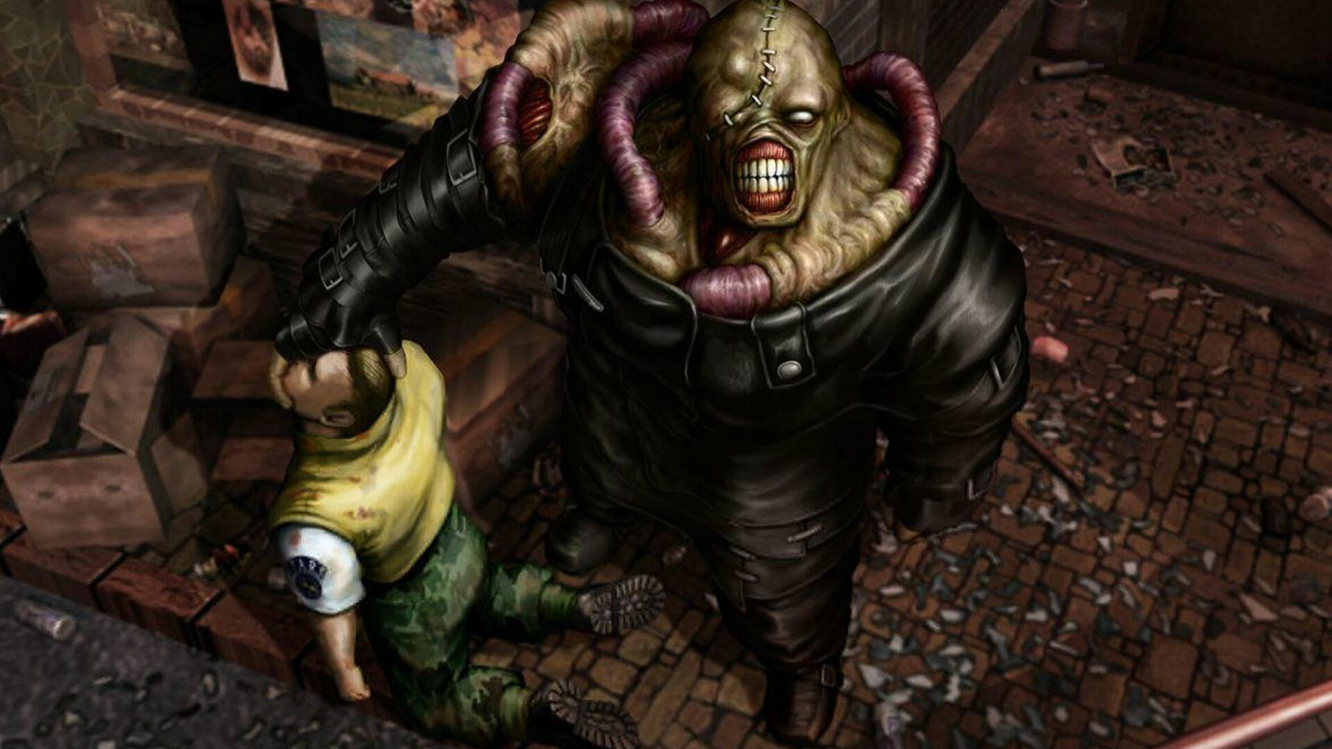 Resident Evil 3 Remake Outed in Multiple Reports