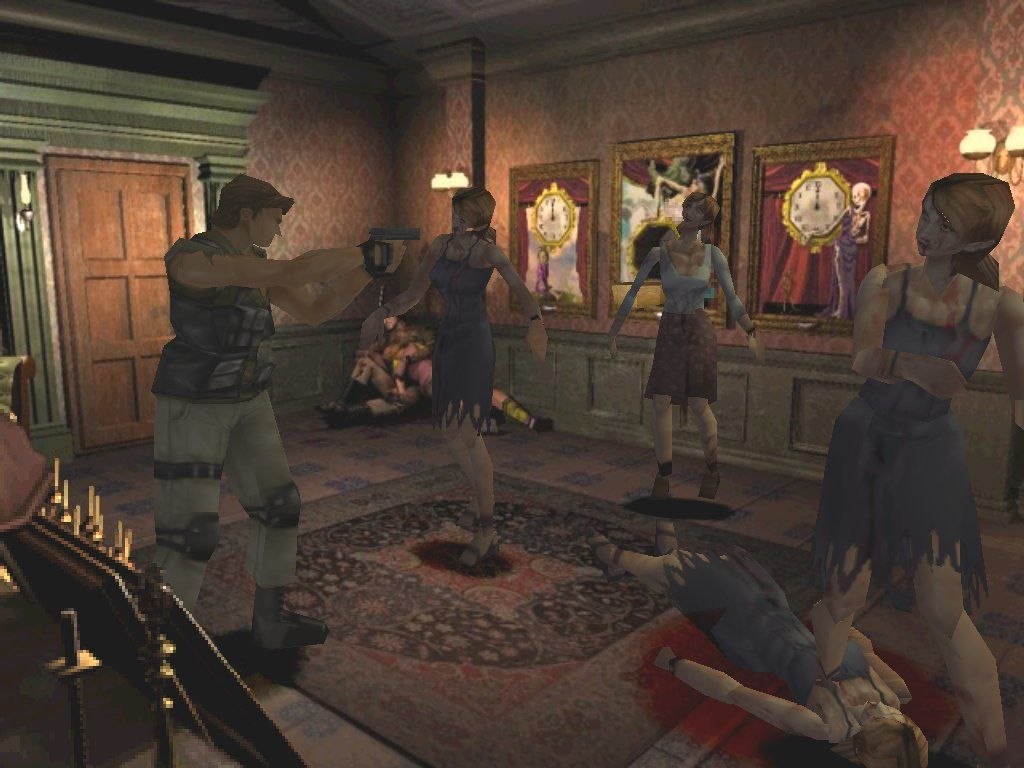 How a Resident Evil 3 Remake Could Be Even Better Than