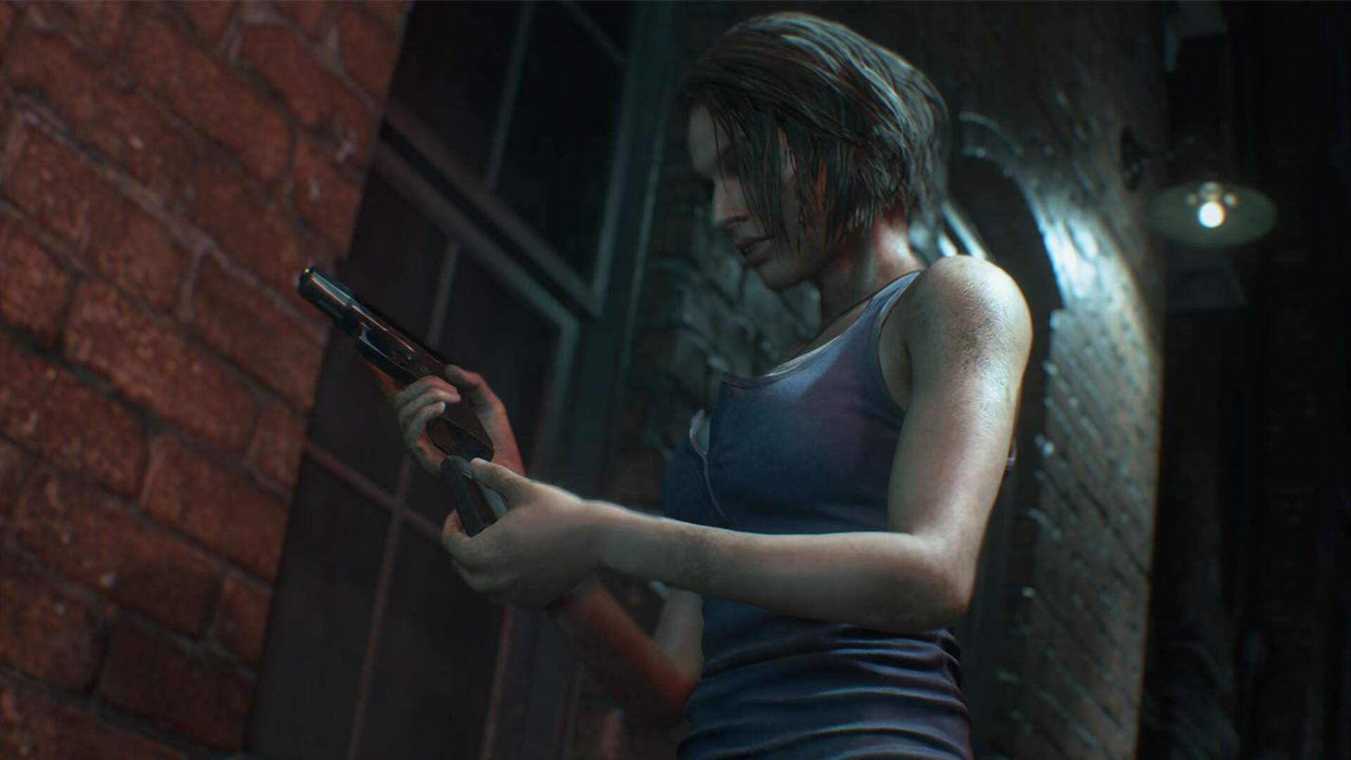 Resident Evil 3 Remake Will Have Fewer Endings But Potentially