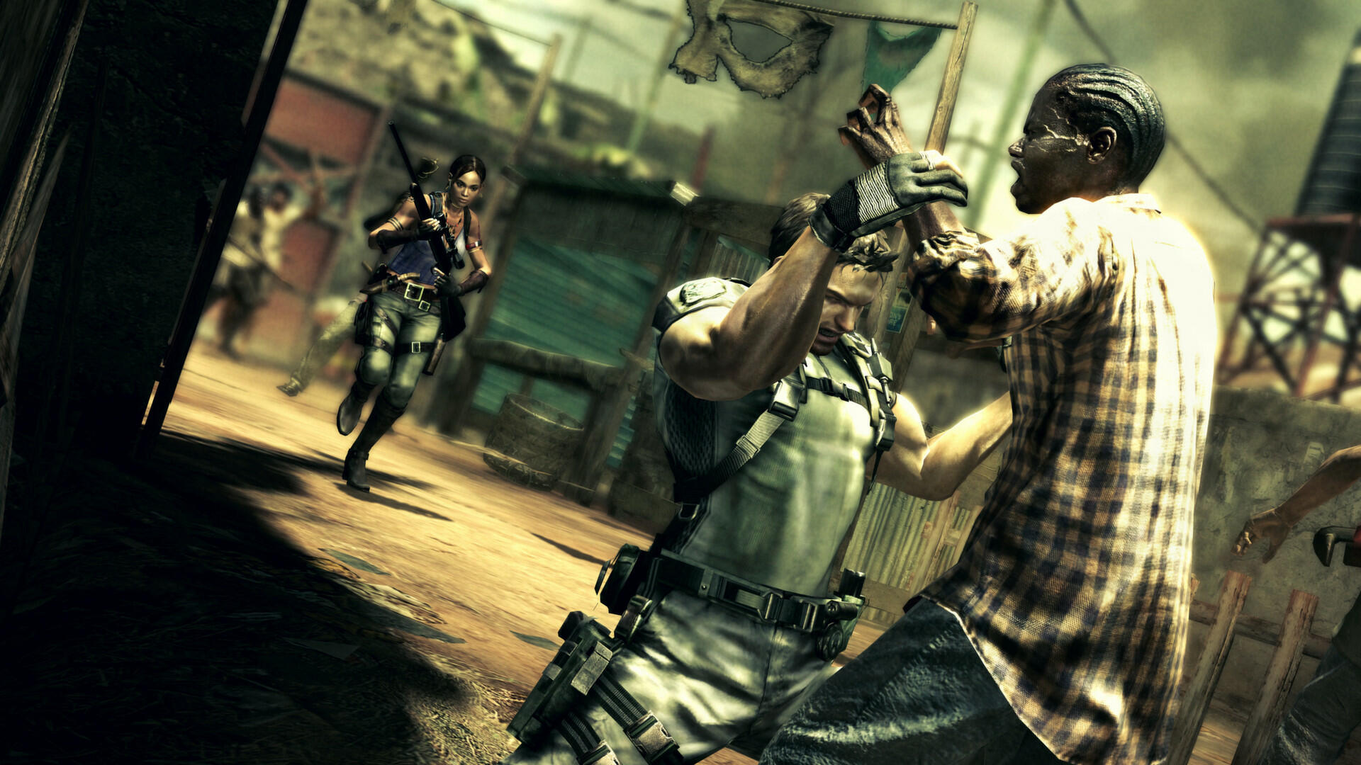 Resident Evil 5 And 6 Are Both Coming To Nintendo Switch This Fall