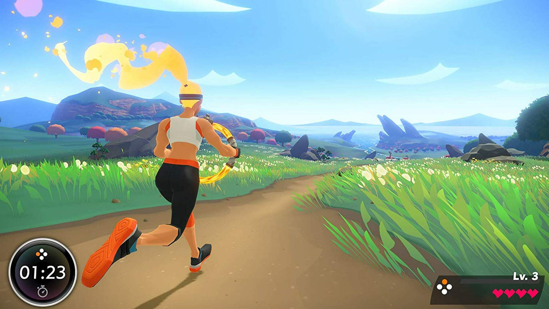 Ring Fit Adventure's Successful Debut Shows Everybody Likes Fitness Games and Hot Dragons