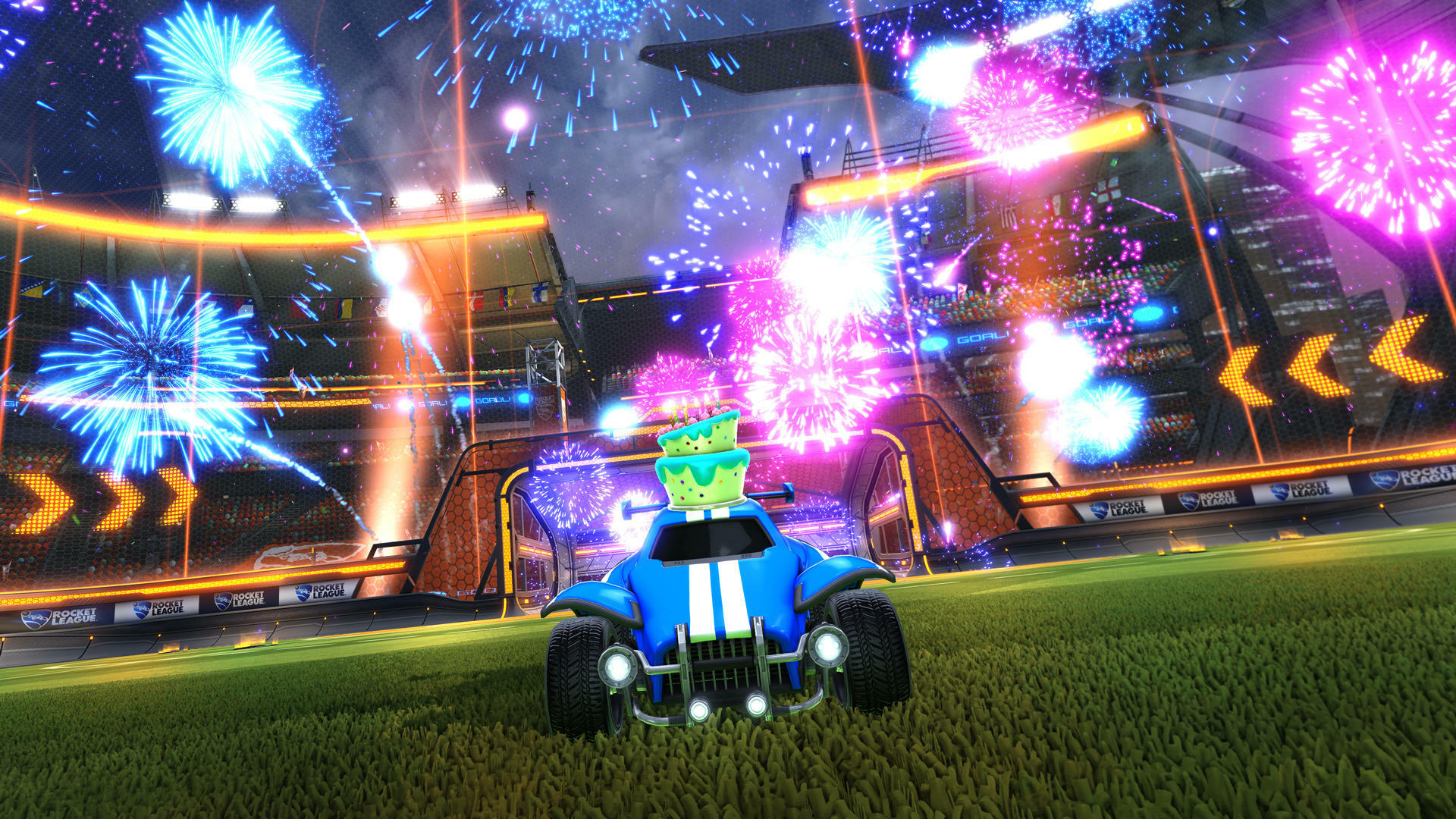 The Glory and Carnage of Rocket League's Underground Fight Club