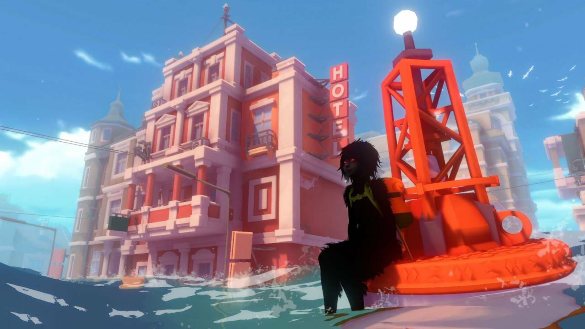 Emotive Adventure Game Sea of Solitude Is Coming Out In July