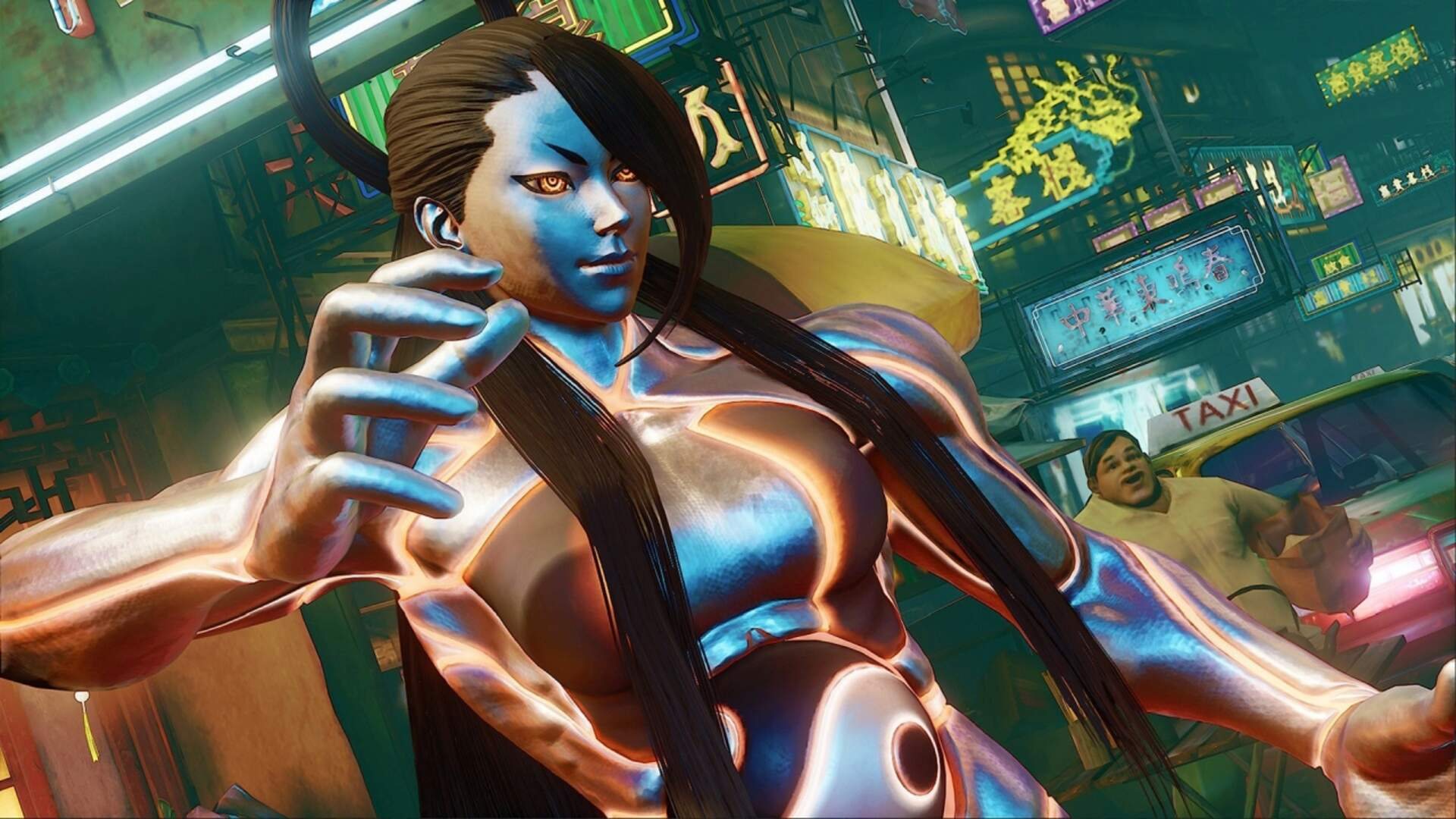 Street Fighter Boss Seth Is Coming To Street Fighter 5 To Steal