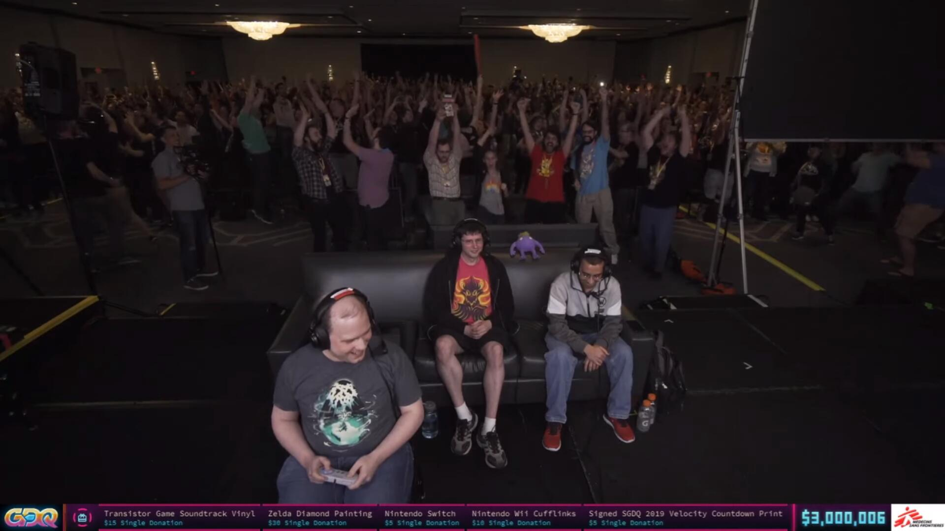 Some Of The Best Runs From SGDQ's Record-Breaking 2019 Marathon