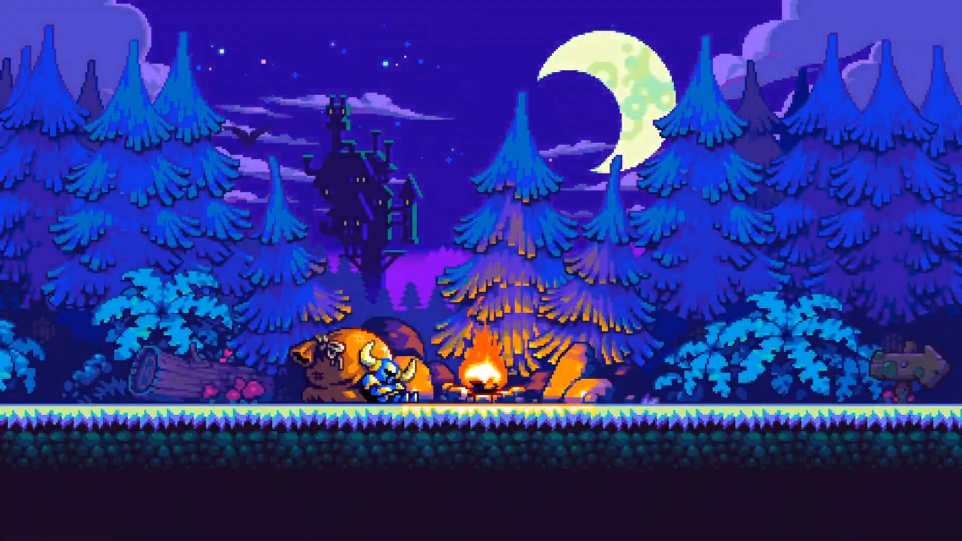 A New Shovel Knight Game is Coming, and It's All About Digging
