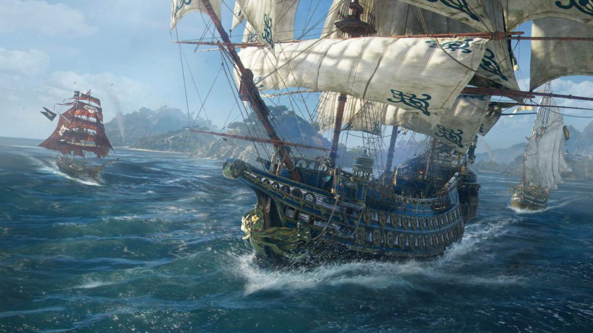 Don't Expect Skull and Bones News During Today's Ubisoft Forward Showcase
