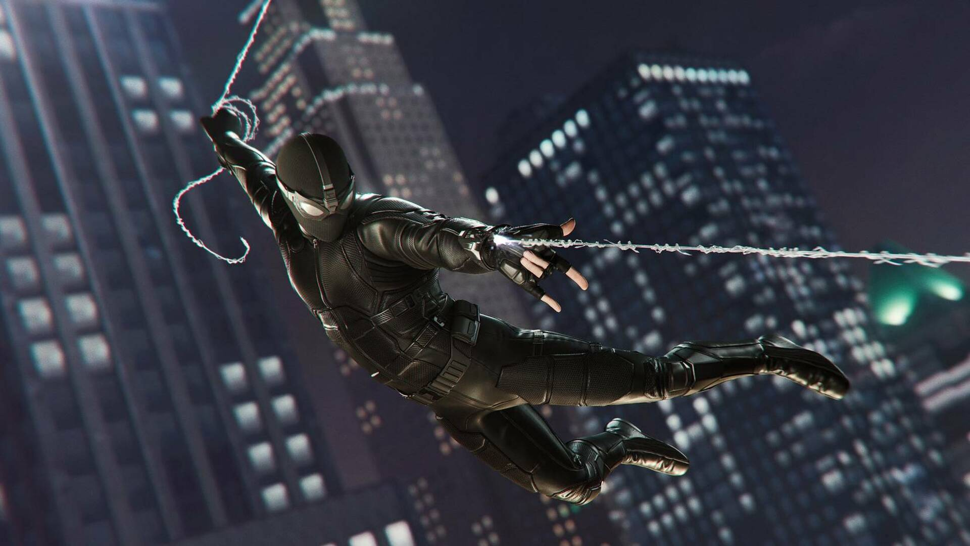 Spider-Man PS4 Gets Two Far From Home Suits Today