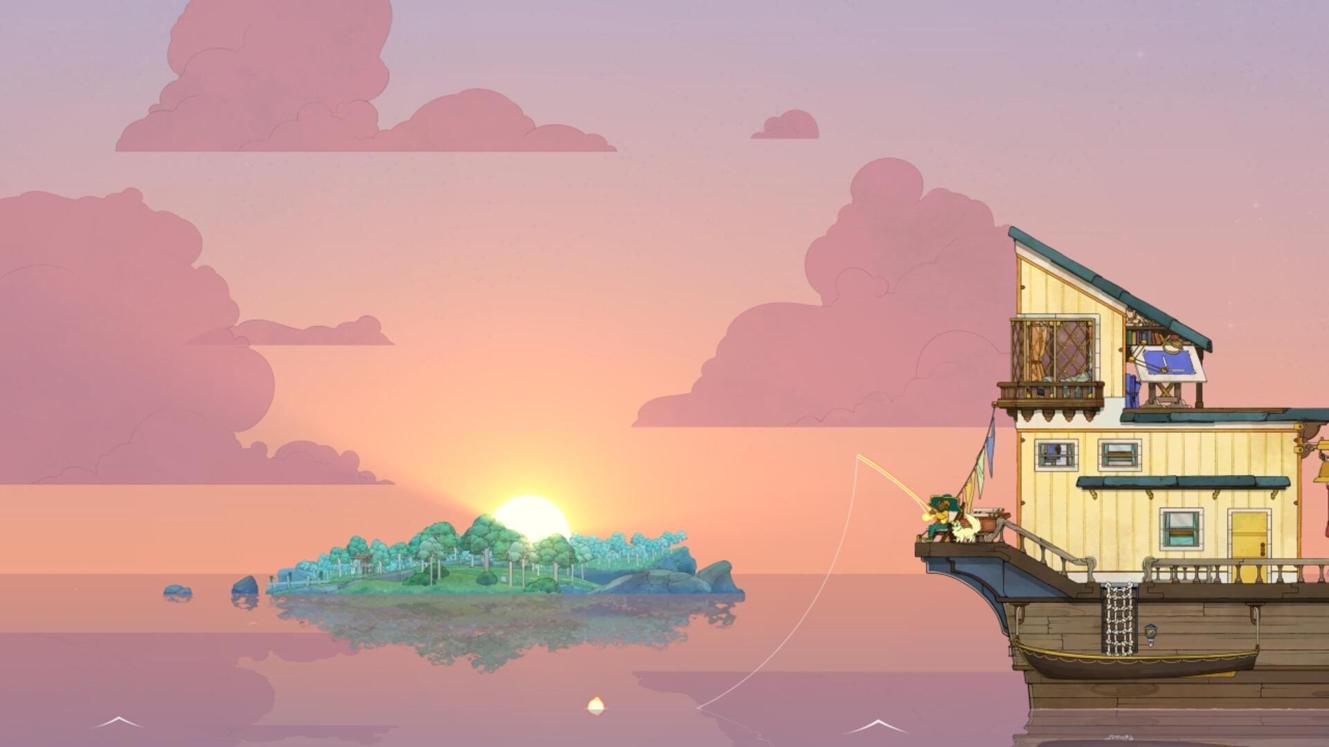 Spiritfarer's Art Director on Encouraging Relaxation, Exploration, and Just Chilling on a Boat