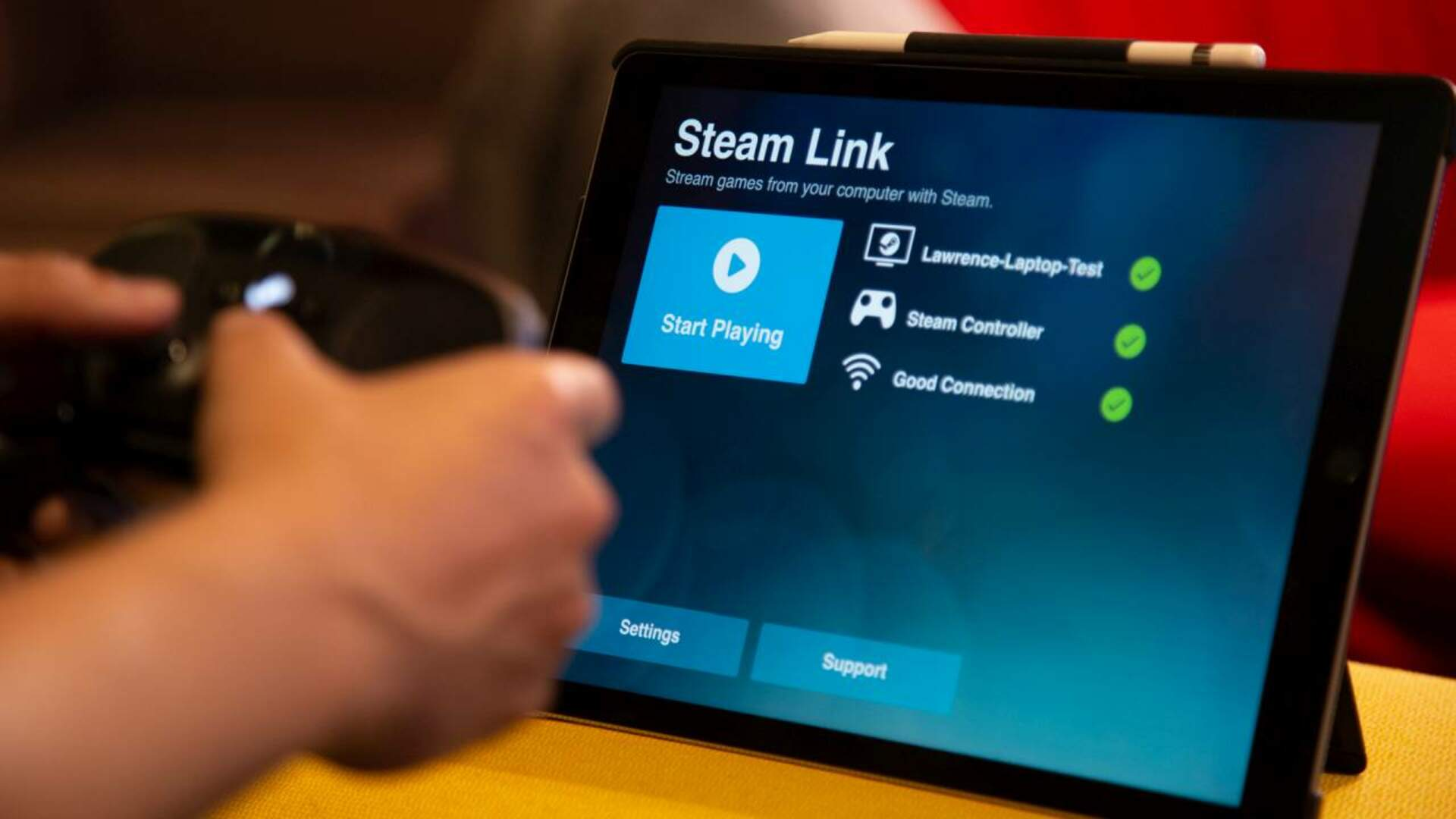 Steam Link is Finally on iOS After Being Denied Due to 'Business Conflicts'