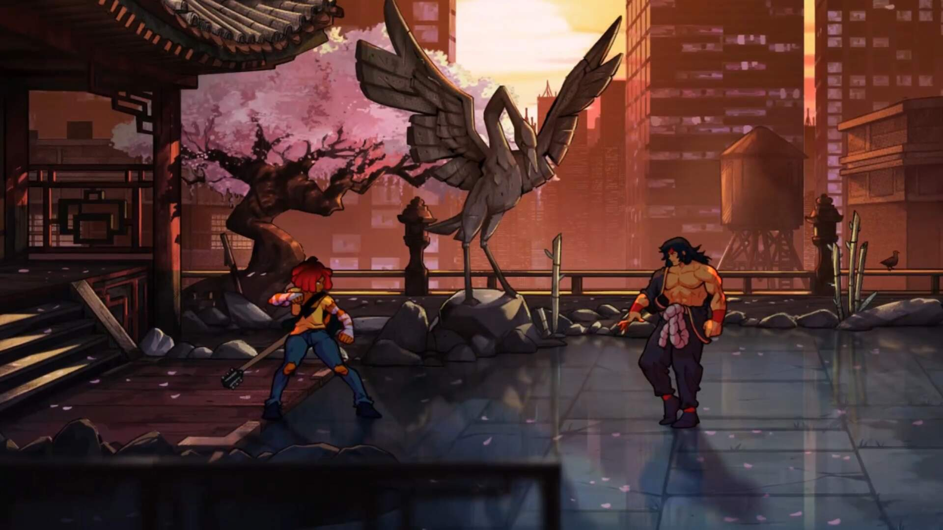 Streets of Rage 4 Confirms It's Coming to PC and Consoles With New Character Trailer