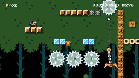 Man vs  Mario Maker: Some Of Our Favorite Courses From The