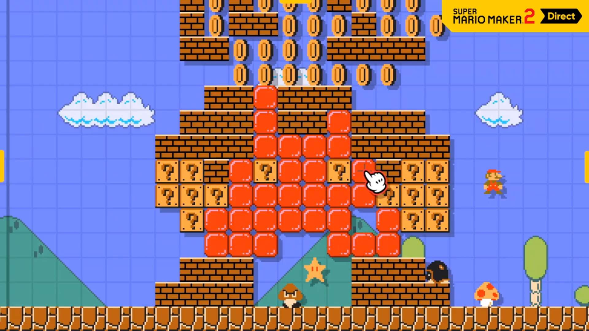 Super Mario Maker Fans Discover Secrets Hidden In Japanese Nintendo Page Not Revealed in the Direct