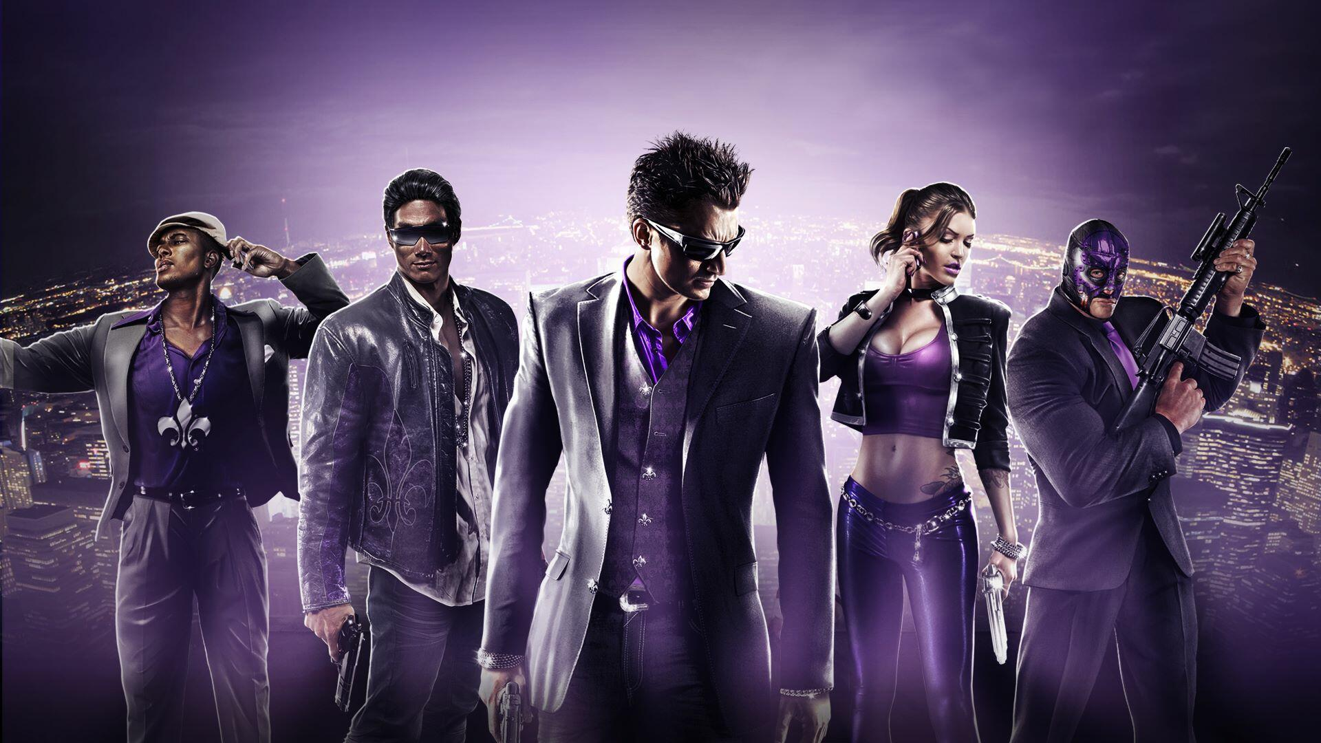 Saints Row Film Being Developed by Fast 8 and MIB International Director