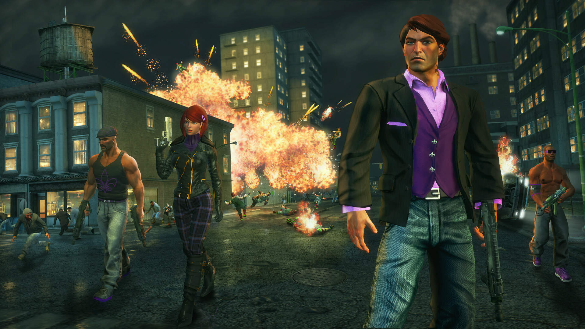 Saints Row: The Third is a Technical Mess on Switch, But a Patch is Incoming