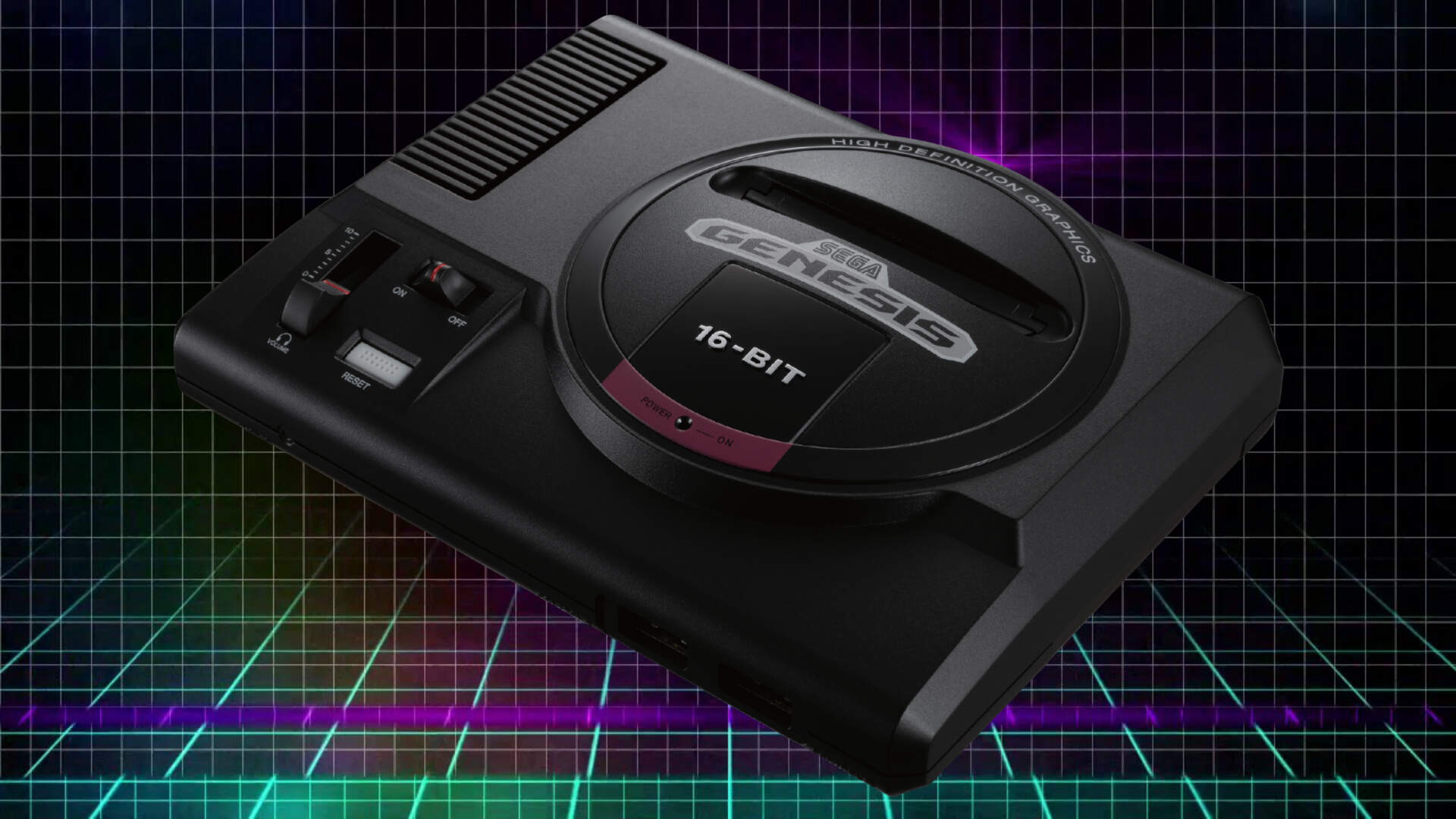 Sega on Bringing the Old Team Back Together to Create the Genesis Mini