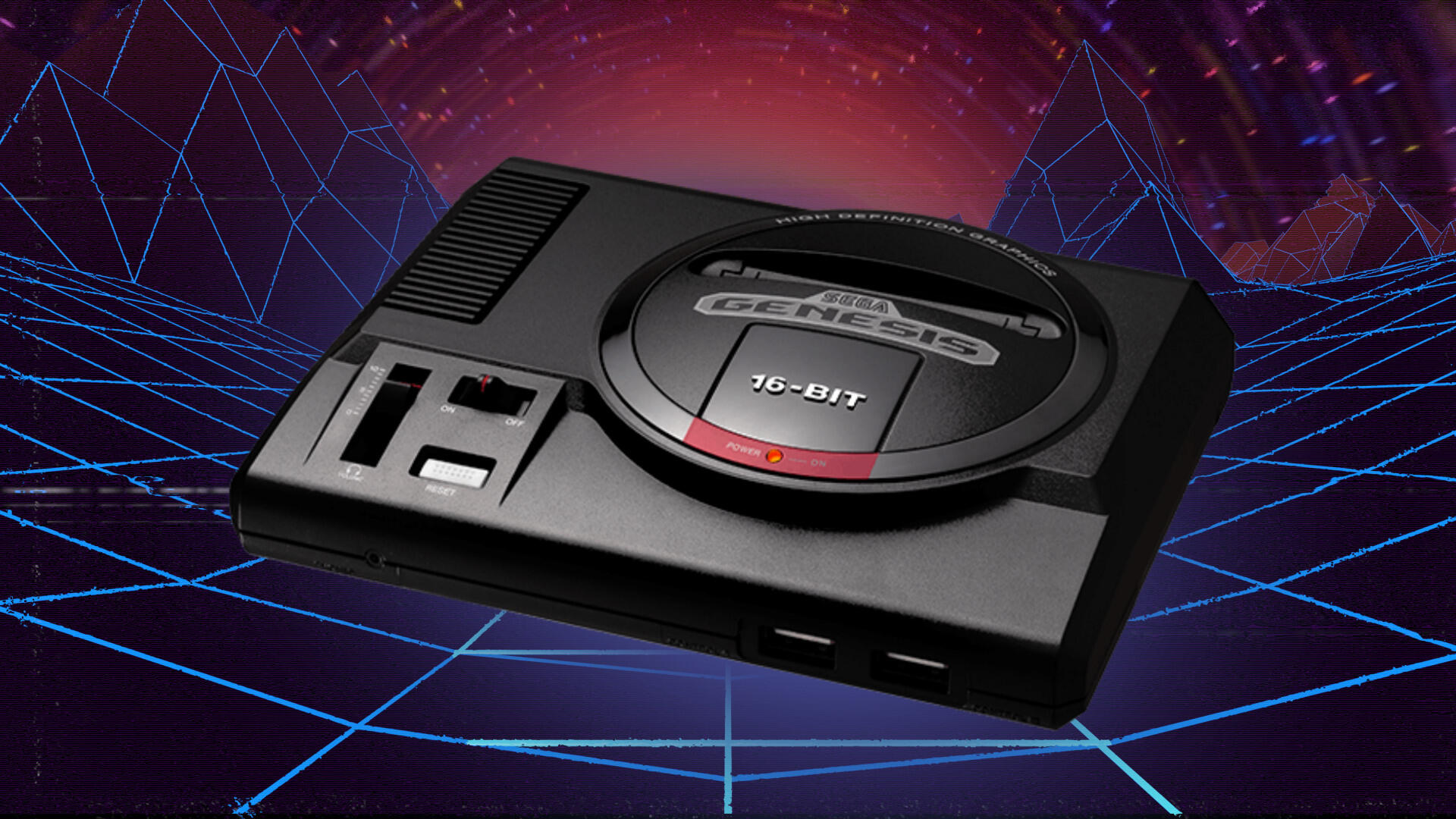 That Rad Sega Genesis Mini Tower of Power Could Eventually be Available to Buy