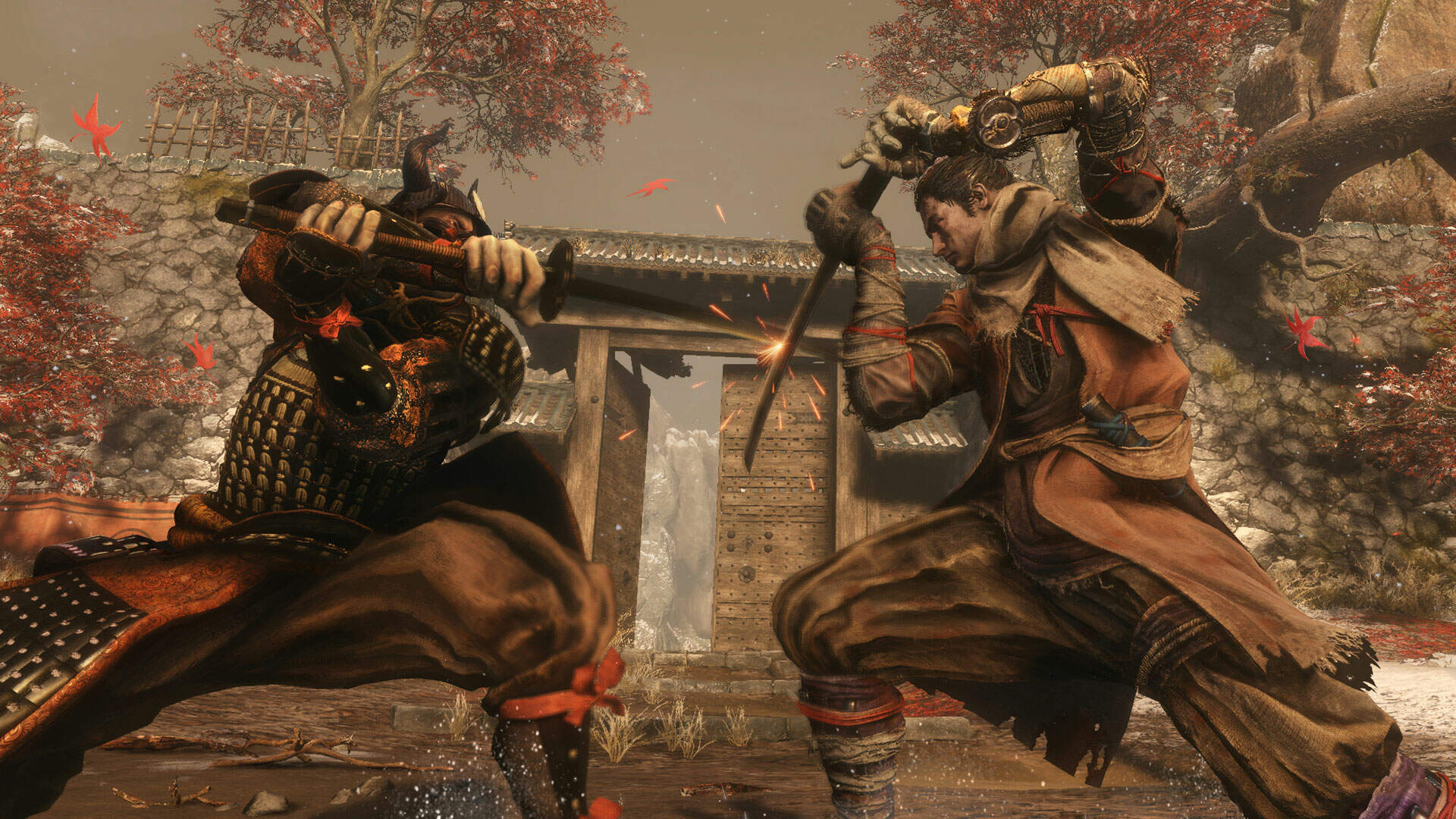 Sekiro: How to Beat the Corrupted Monk Easily