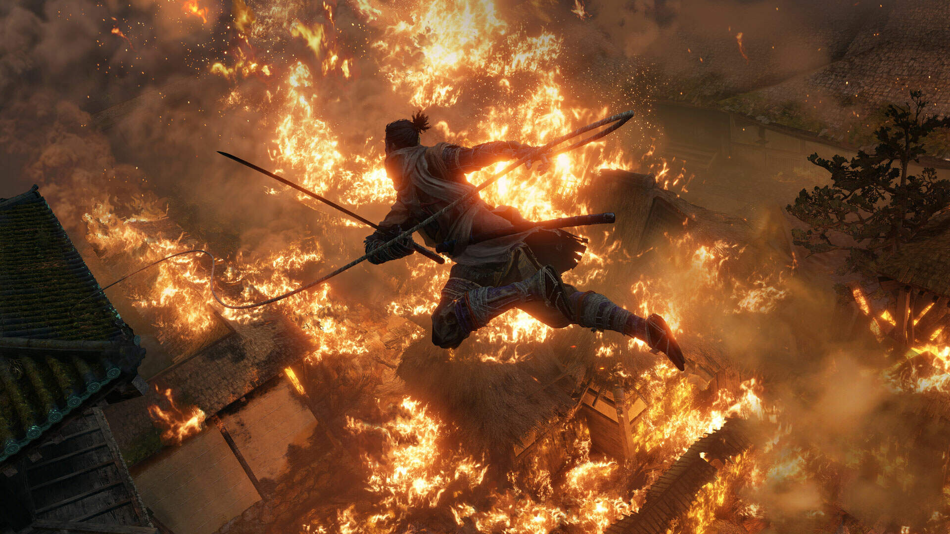 Sekiro's Technical Performance is Disappointing on the Xbox One X and PS4 Pro