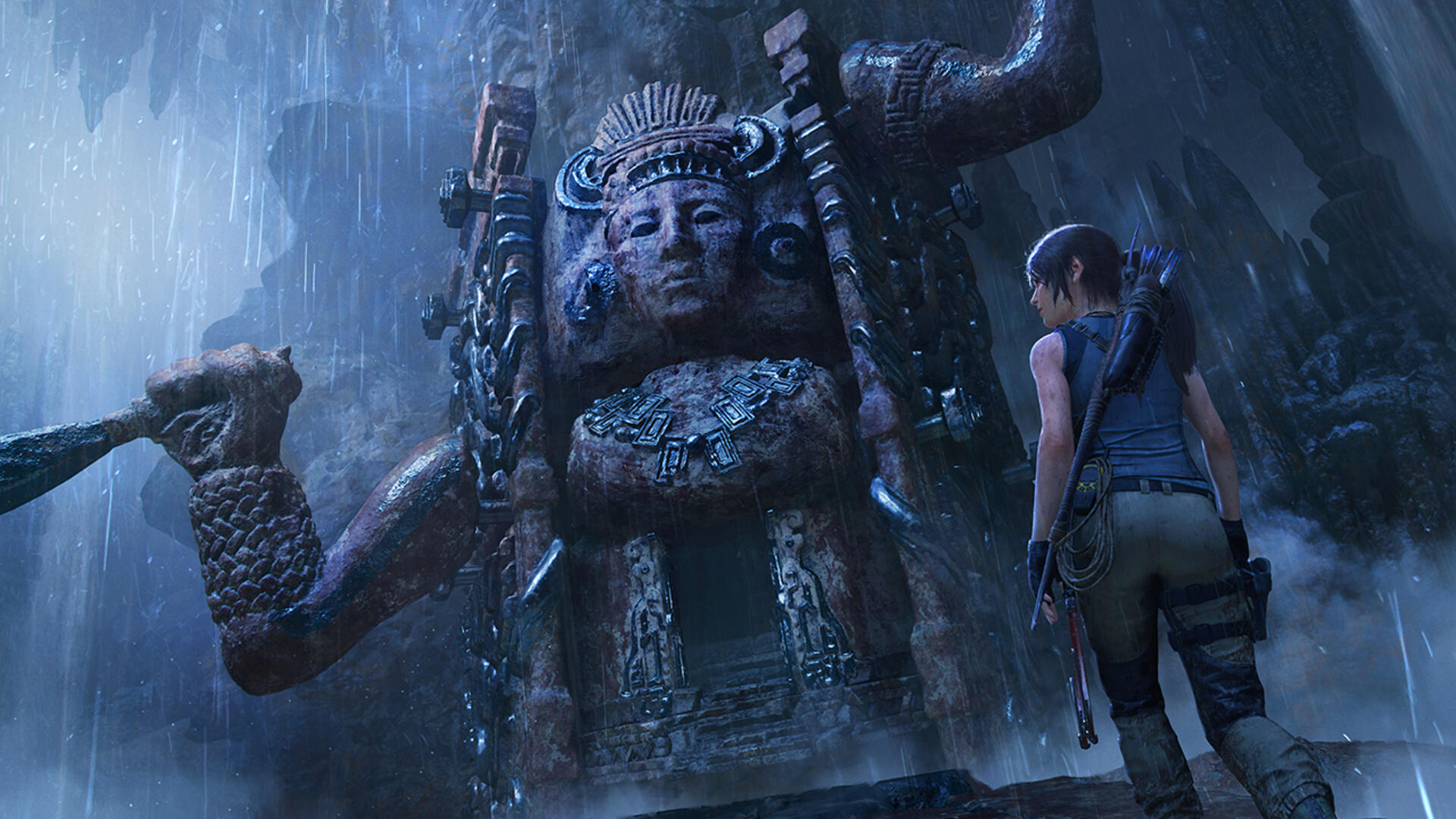 "Shadow of the Tomb Raider Devs ""Super Happy"" With Sales and Reviews as DLC Wraps Up"