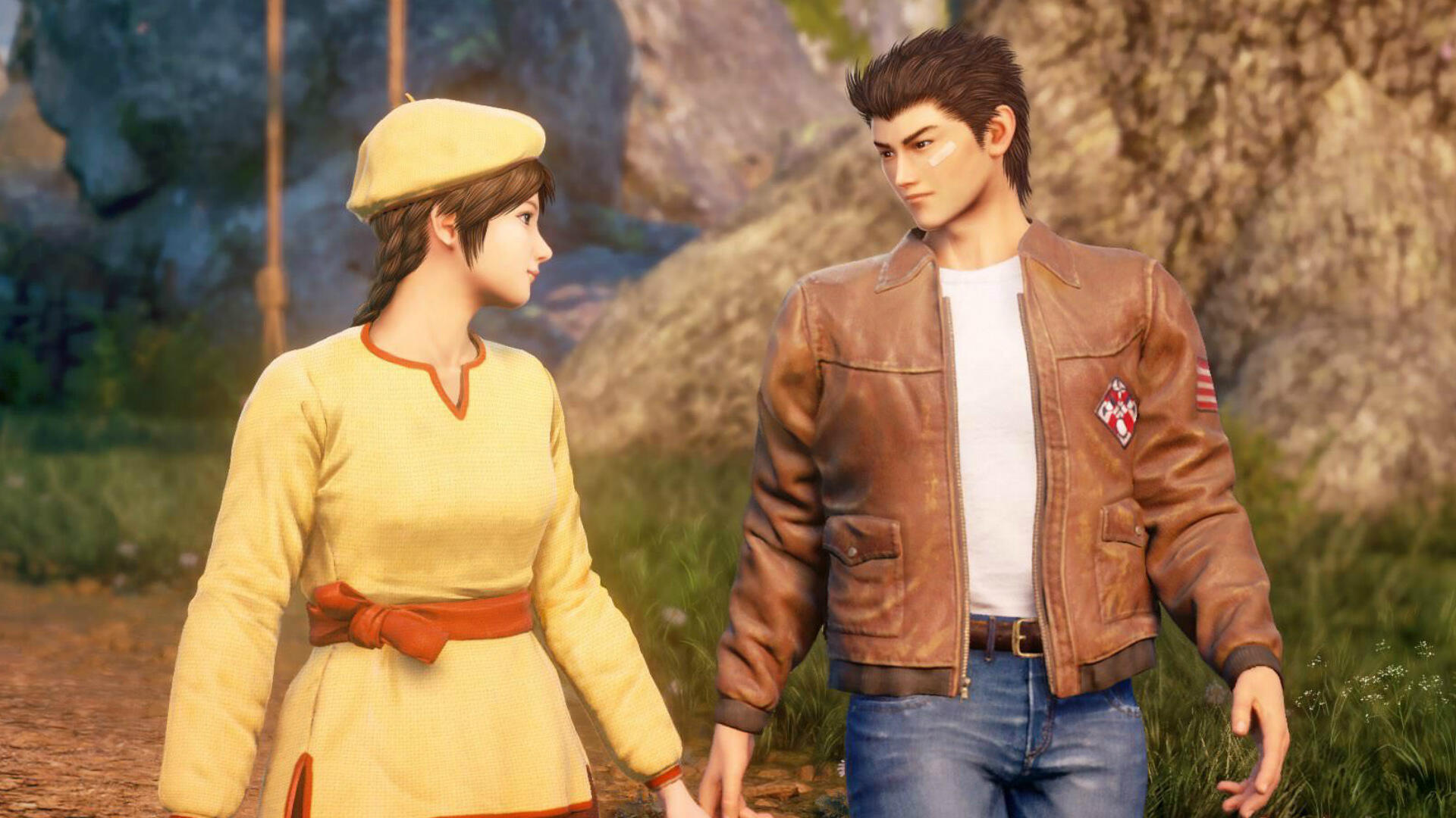 Shenmue 3 Looks Modern, but its Dialogue is Vintage Dreamcast