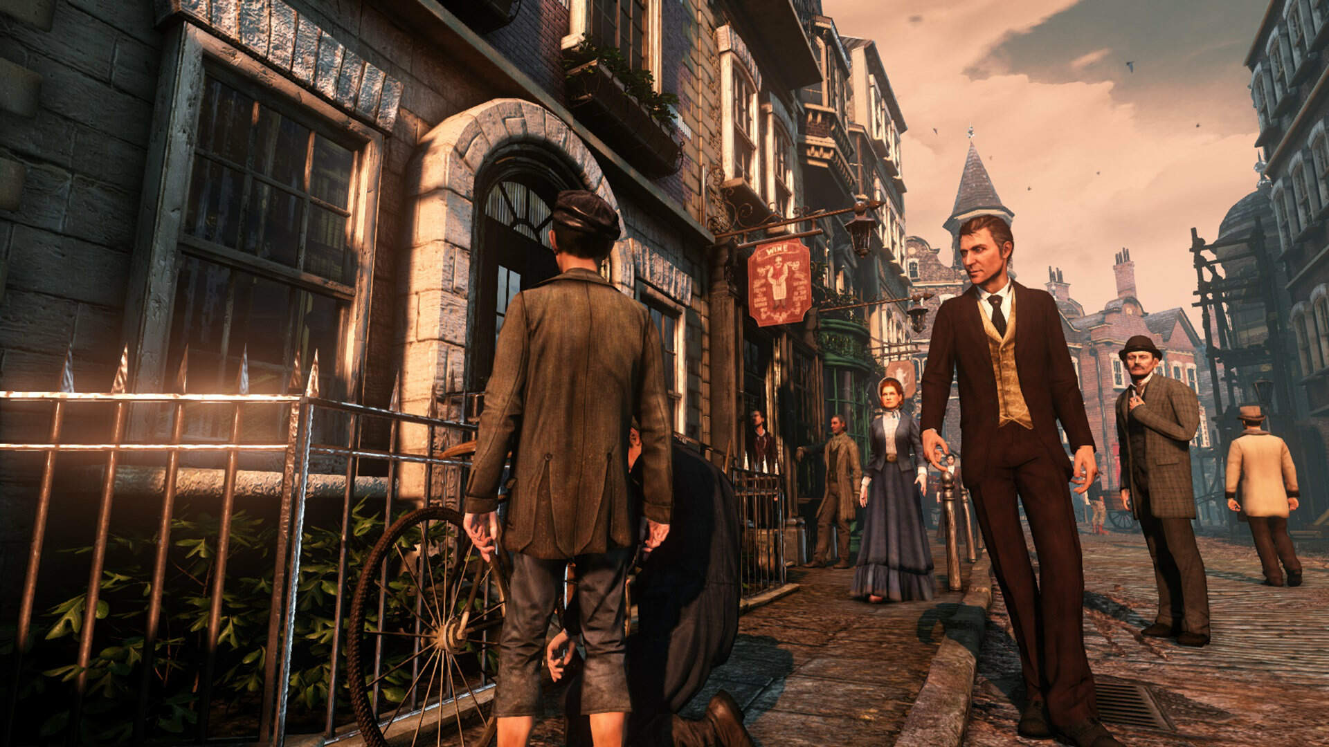Frogwares Saves Sherlock Holmes: Crimes and Punishments for PC, But Loses Console Listings and Others in Publisher Dispute