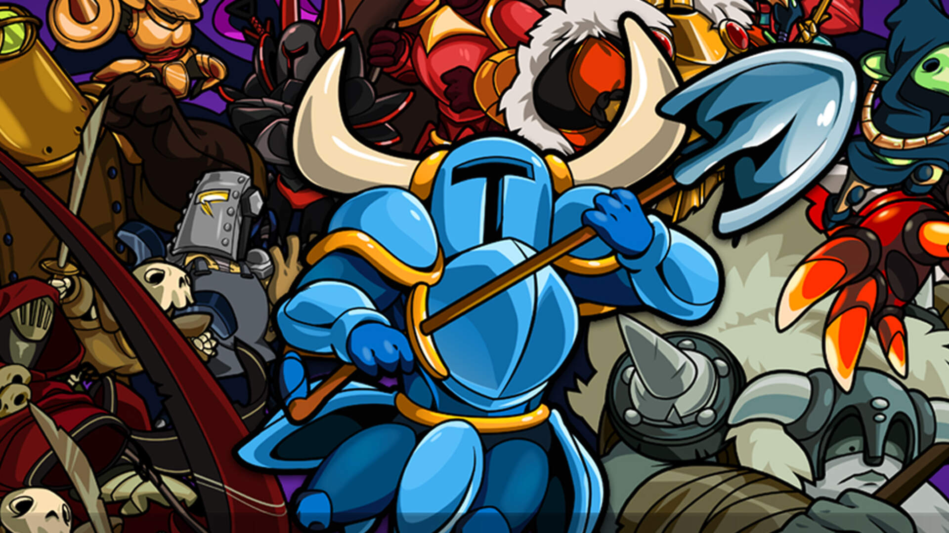 Shovel Knight Showdown Review: A Sneaky Contender for 2019's Best Party Game