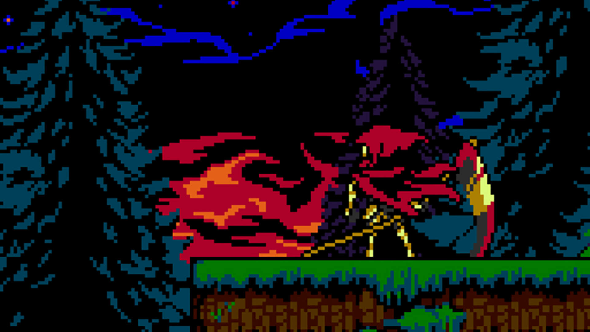 The Making of Shovel Knight: Specter of Torment, Part 4: The Subtle Art of Backgrounds