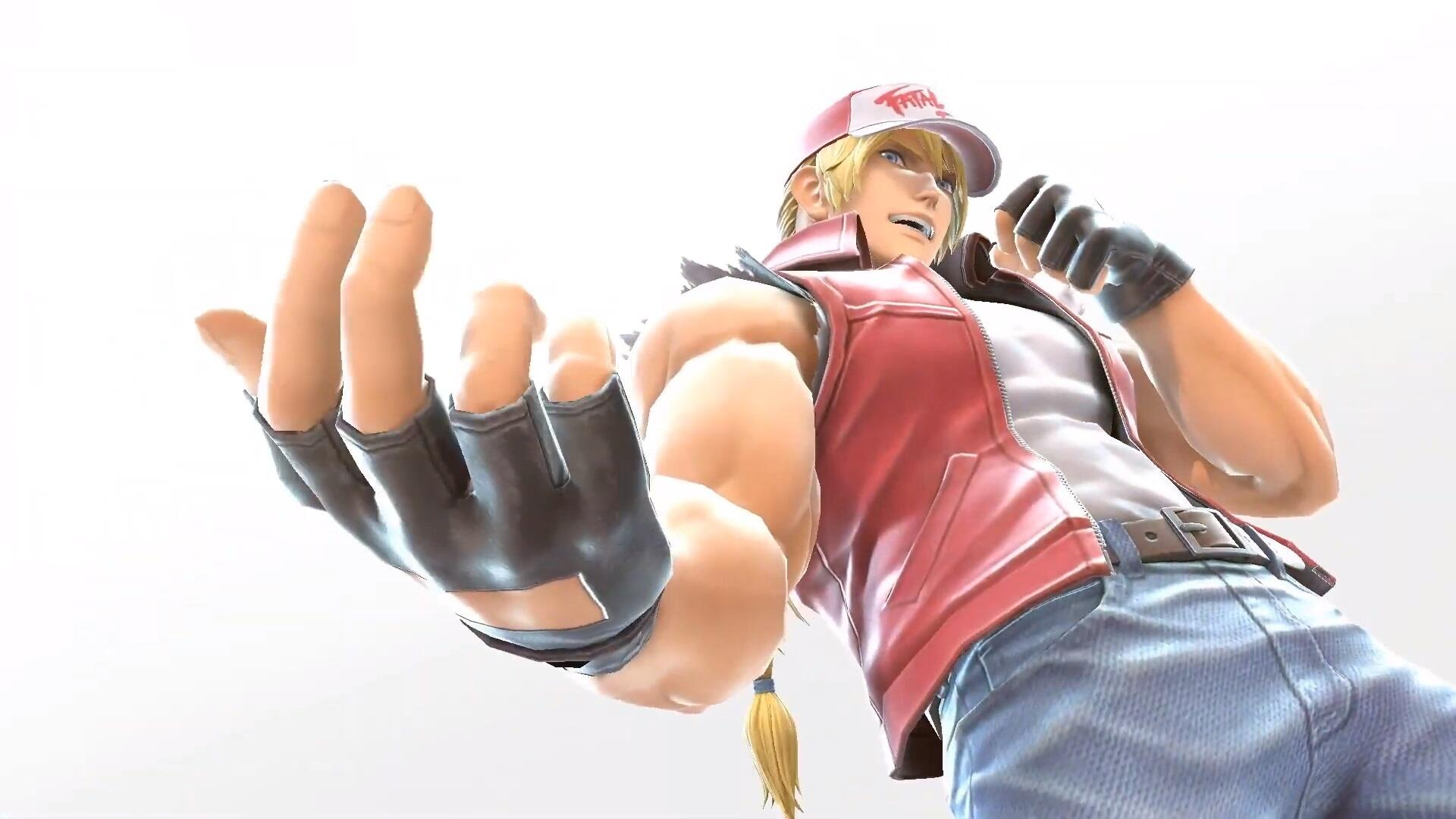 A Feature-Length Super Smash Bros. Ultimate Stream is Coming, Centered on Terry Bogard
