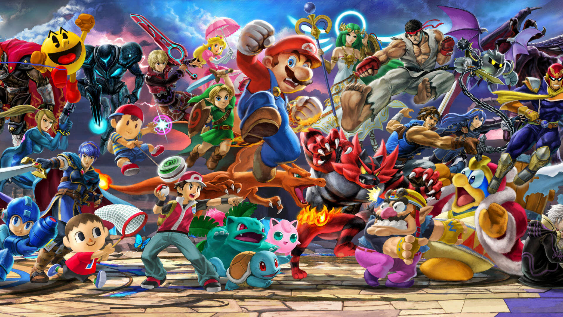 Super Smash Bros. Ultimate Breaks Series Record For Evo 2019