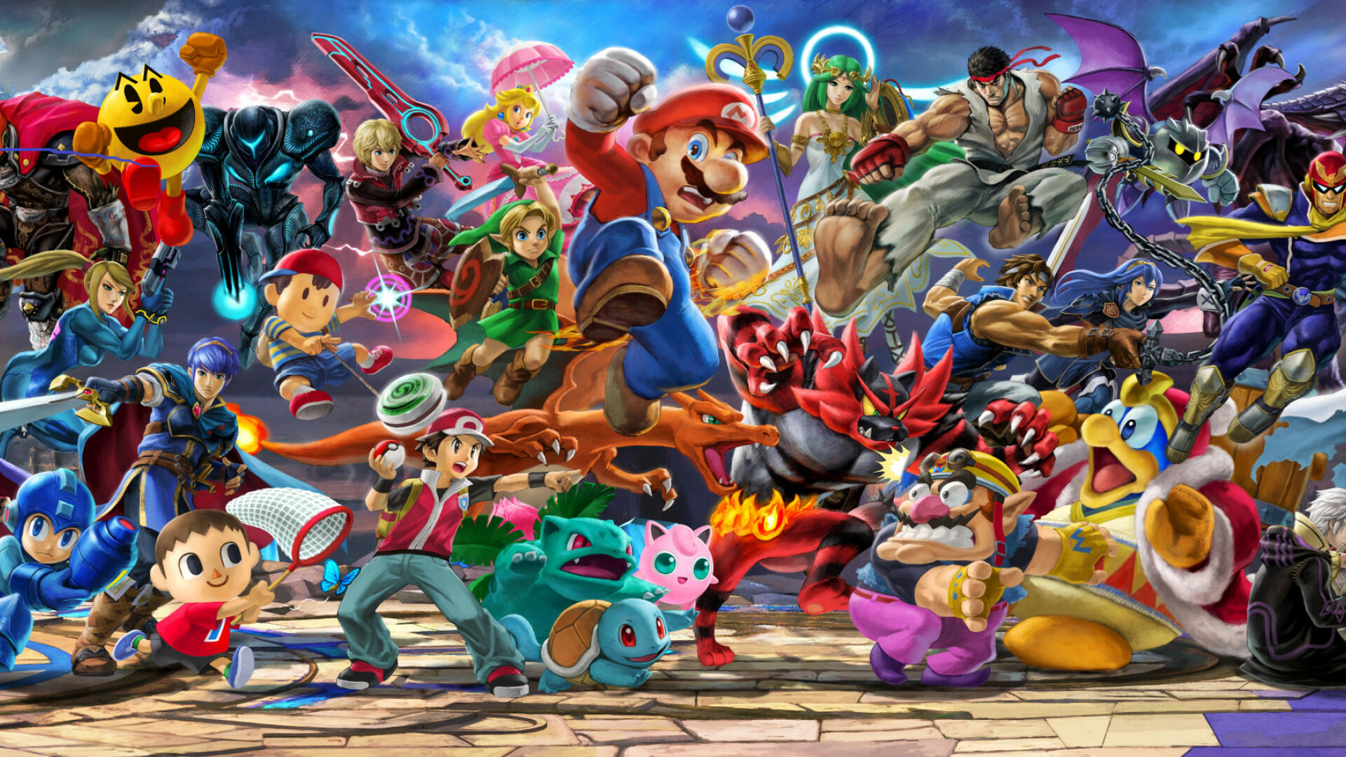 Super Smash Bros Ultimate Review Usgamer