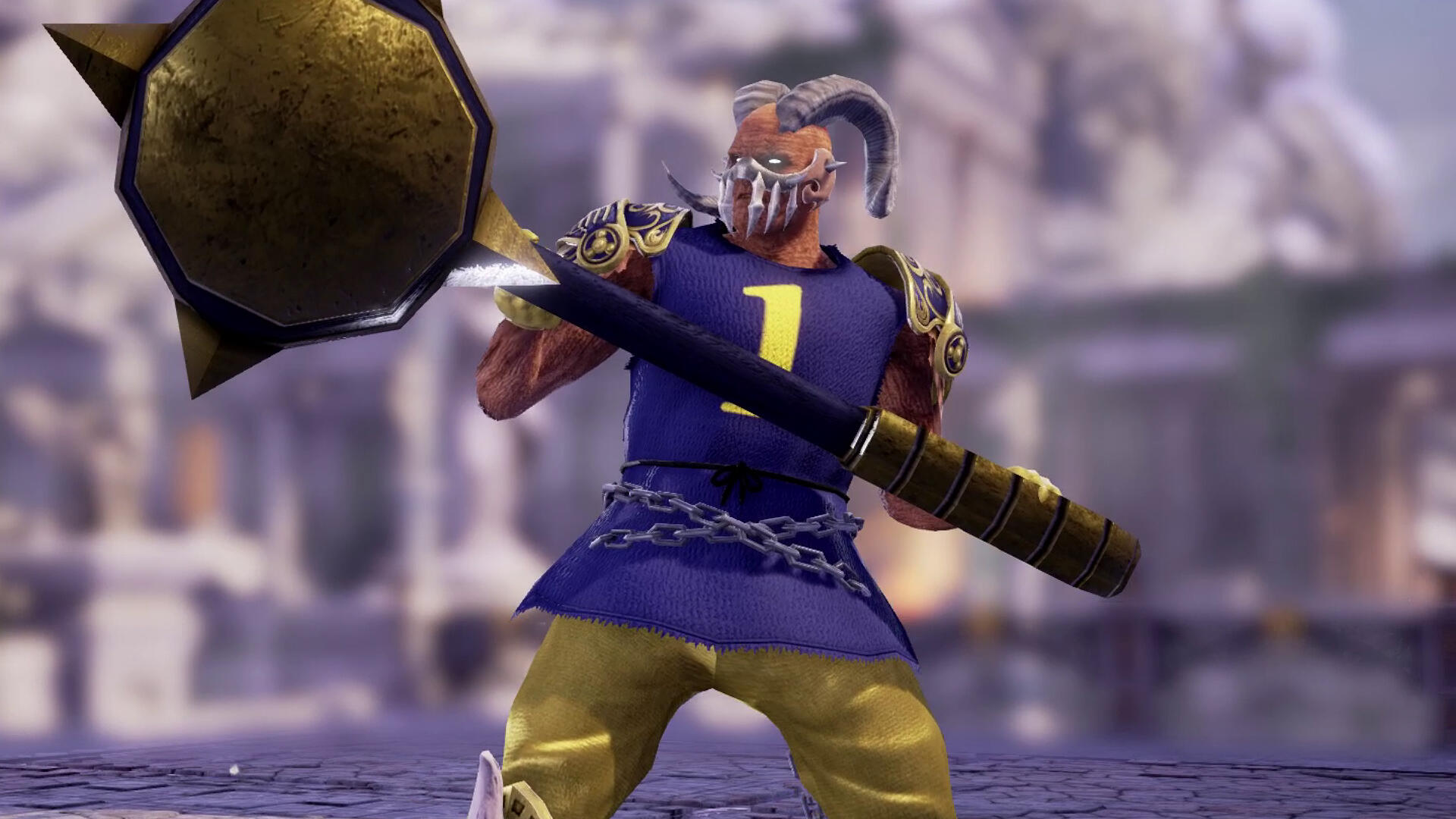 We Predict the Patriots vs Rams Super Bowl Winner Using Soulcalibur 6