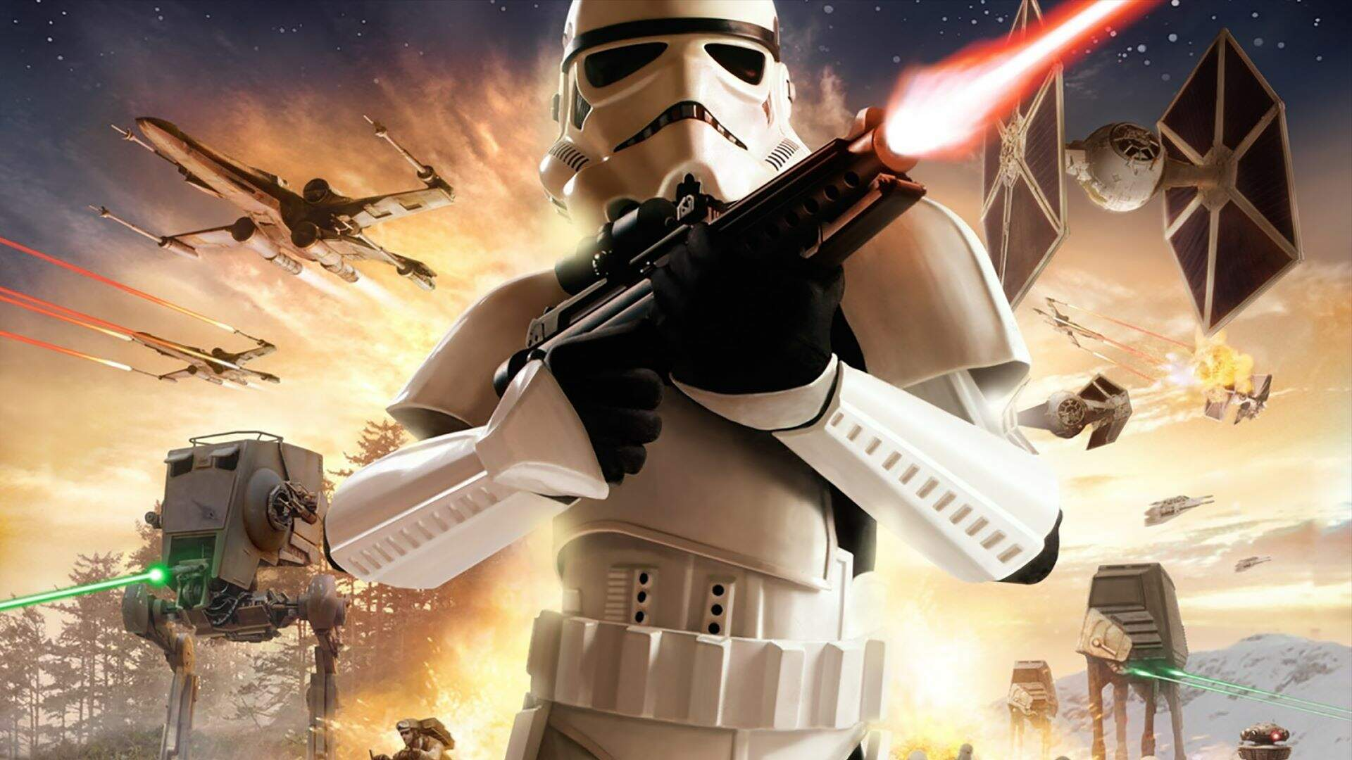 The Original Star Wars Battlefront Gets Online Multiplayer on Steam