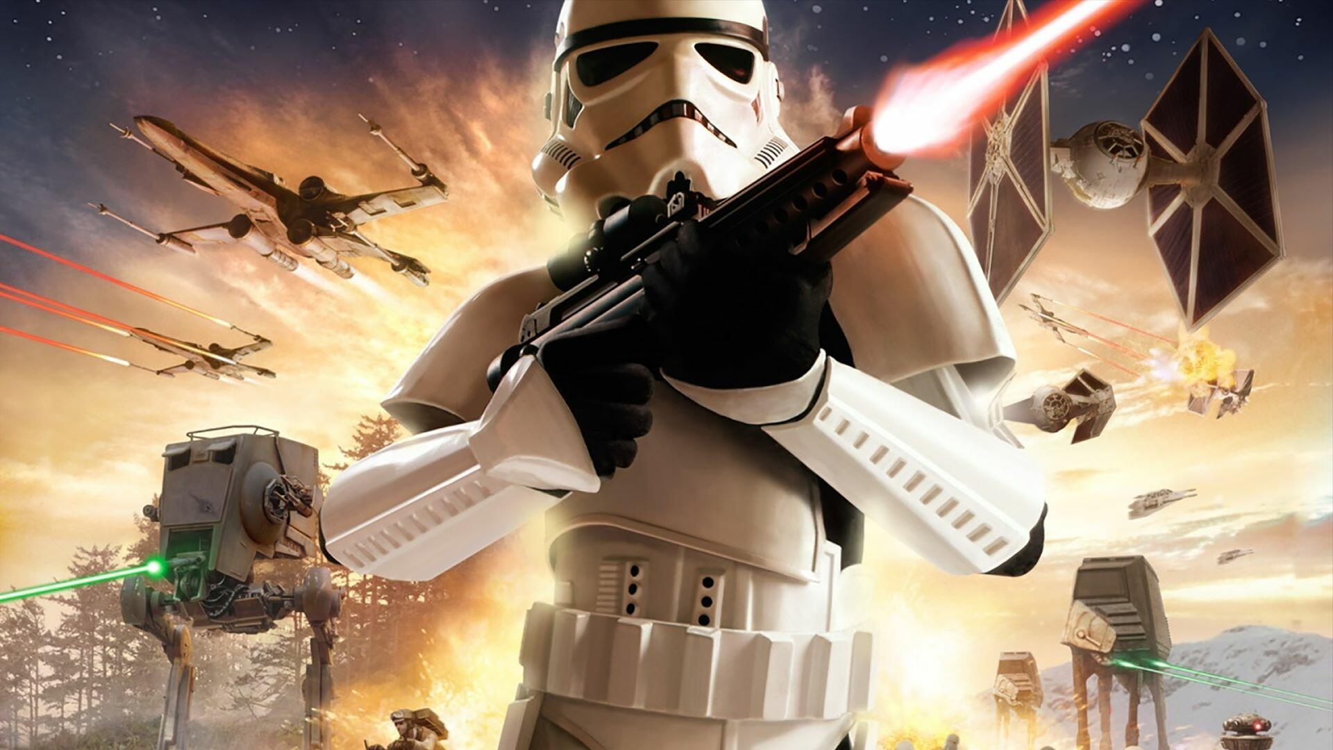 Star Wars: Battlefront's Re-Release Reminds Me of What EA's Battlefront Games Are Missing