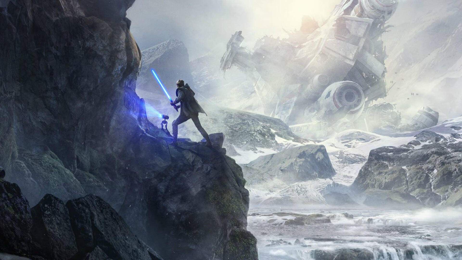 Star Wars Jedi: Fallen Order Definitely Isn't The Force Unleashed Again: Hands-On