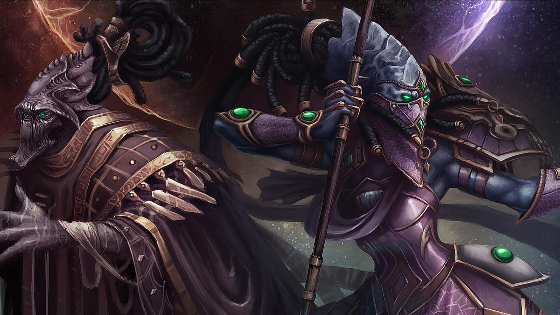 Three Blizzard Veterans Left the Company After the StarCraft FPS Was Canceled
