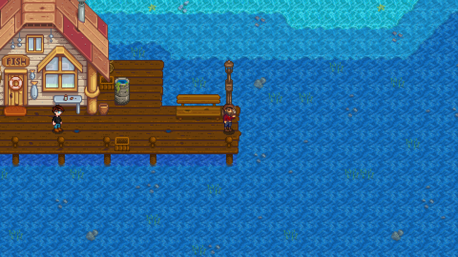 Stardew Valley Fish Guide Usgamer Her name was dotty and she weighed 25lb1oz i hope dotty's offspring has the. stardew valley fish guide usgamer