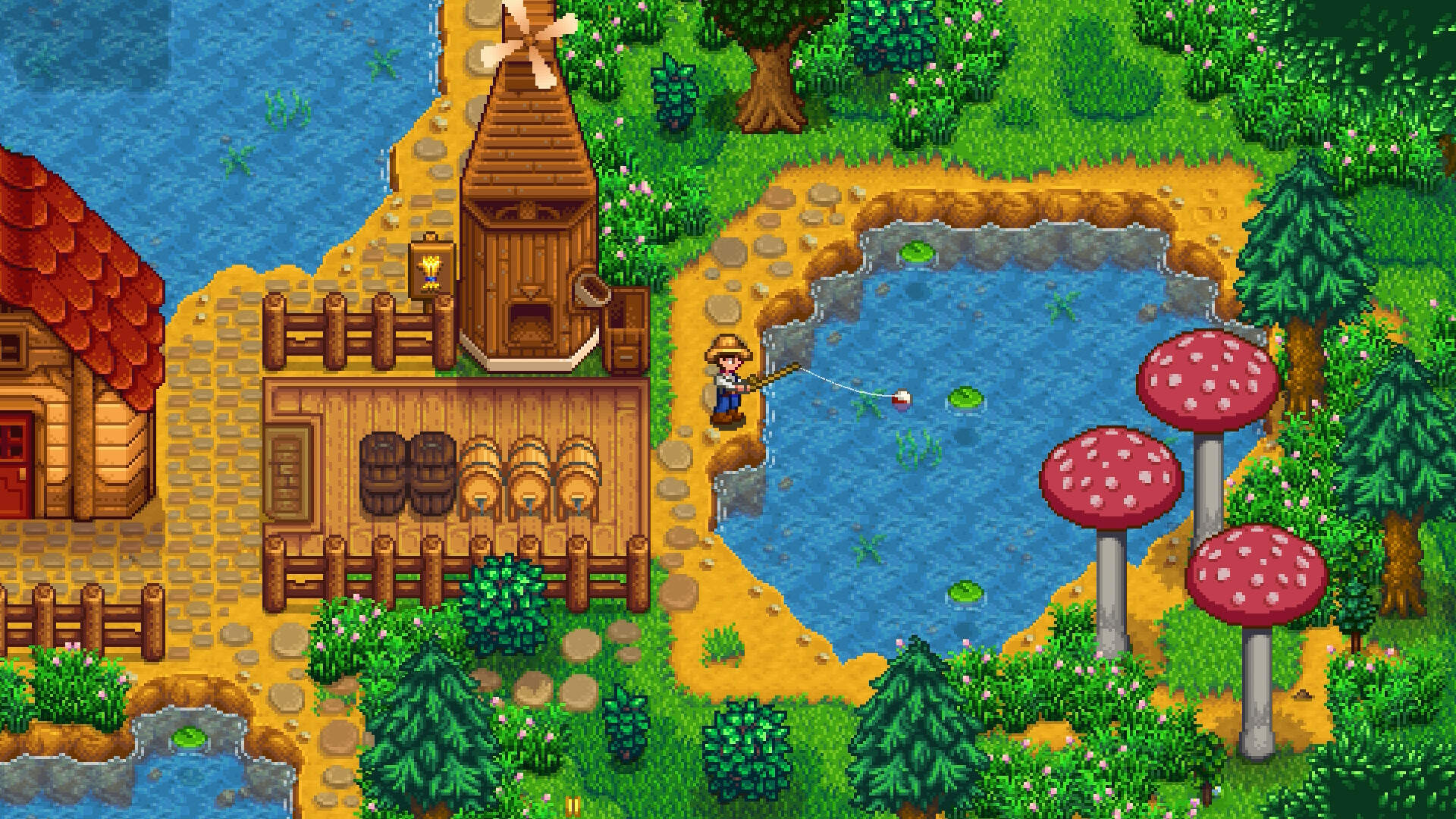 A Massive Stardew Valley Update is Dropping Very Soon