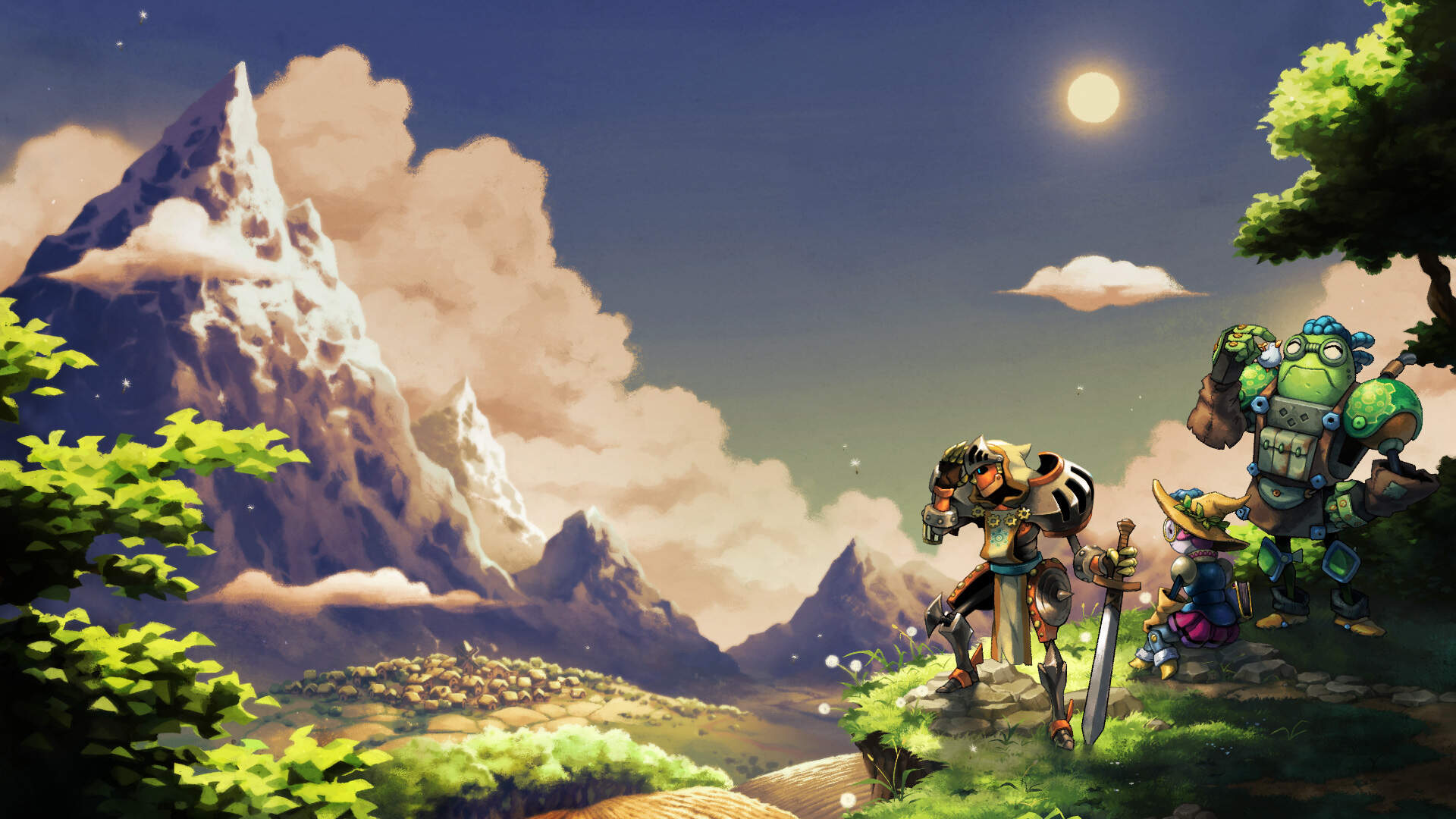 Don't Let the Cute Art Fool You: SteamWorld Quest is Hard (And Really Good)