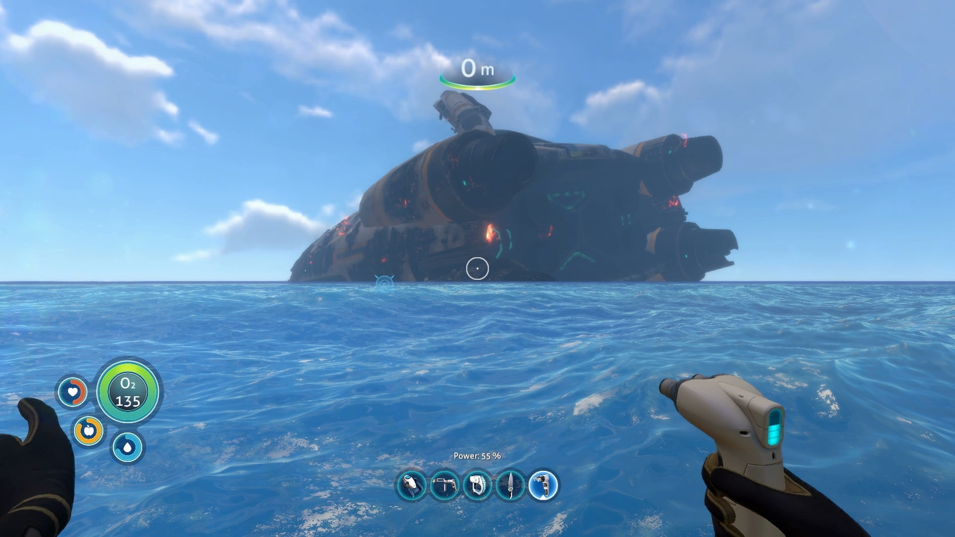 Subnautica Scanner Room Fragments 2020 : If you have a video card < 4gb in size, make sure you are playing on recommended settings.